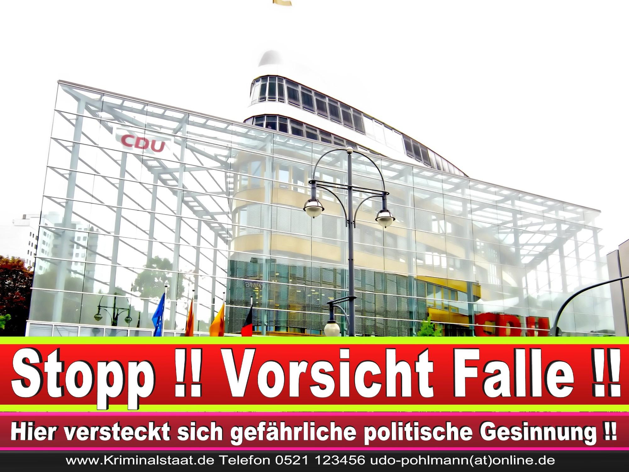 CDU Konrad Adenauerhaus CDU Berlin Deutsche Korruption Meldestelle 0521 123456 Edit