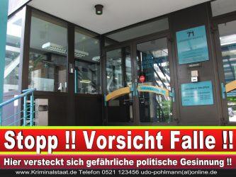 CDU Landgericht Bielefeld Landgerichtspräsident Klaus Petermann Hochstraße Bünde Jens Gnisa Richterbund Richtervereinigung 12