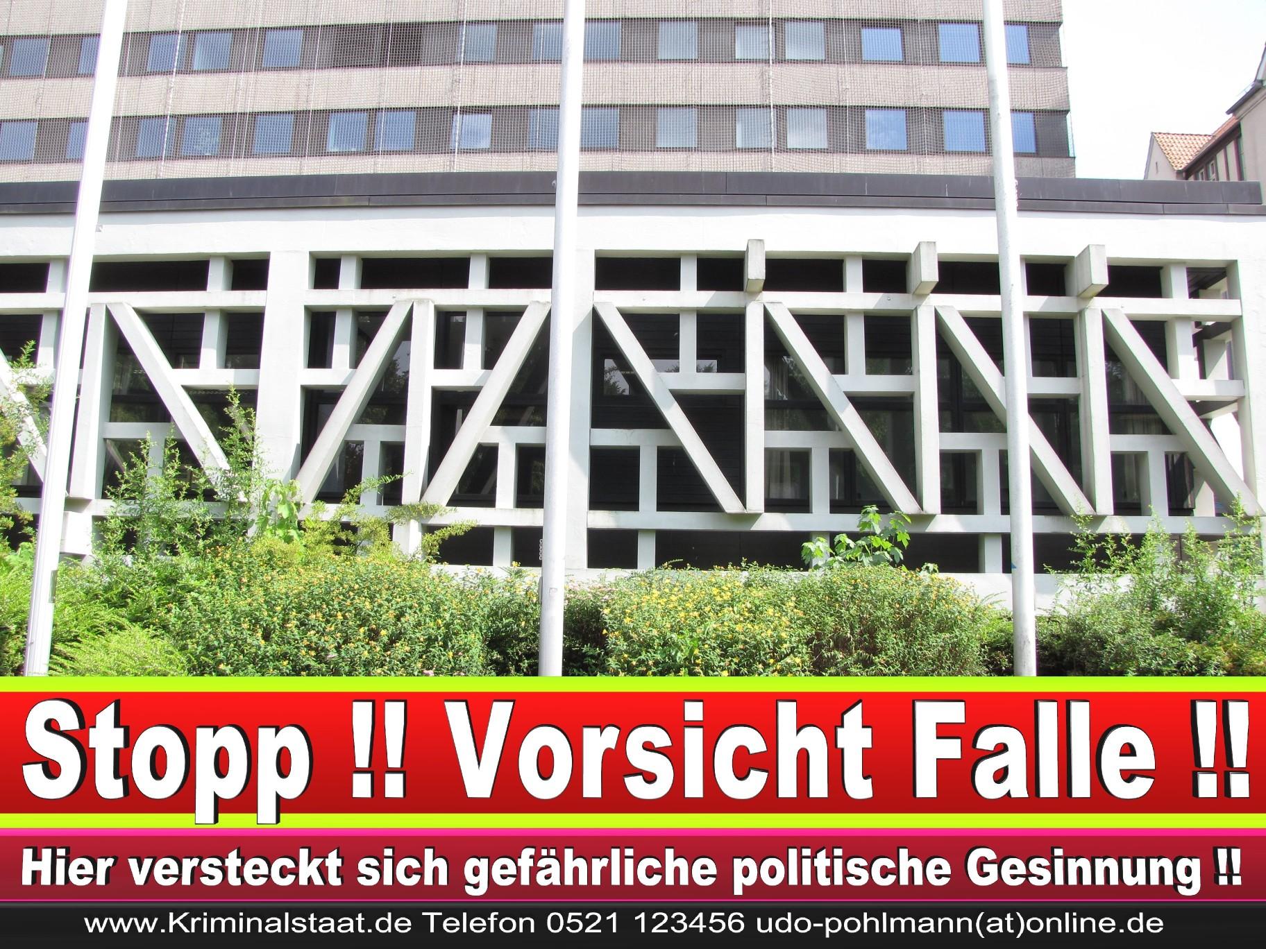 CDU Landgericht Bielefeld Landgerichtspräsident Klaus Petermann Hochstraße Bünde Jens Gnisa Richterbund Richtervereinigung 3