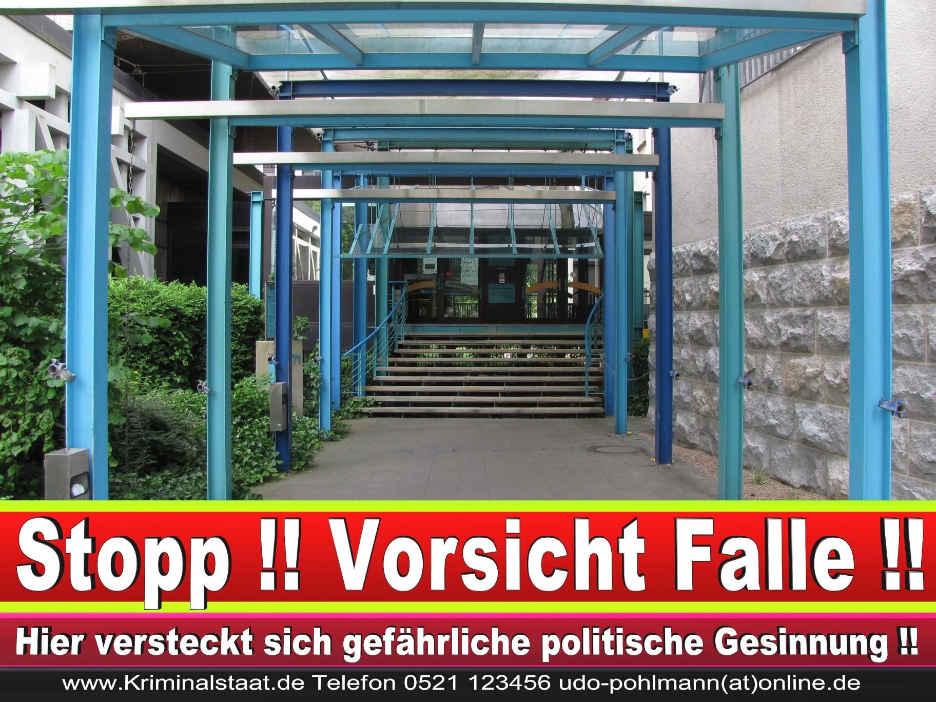 CDU Landgericht Bielefeld Landgerichtspräsident Klaus Petermann Hochstraße Bünde Jens Gnisa Richterbund Richtervereinigung 31