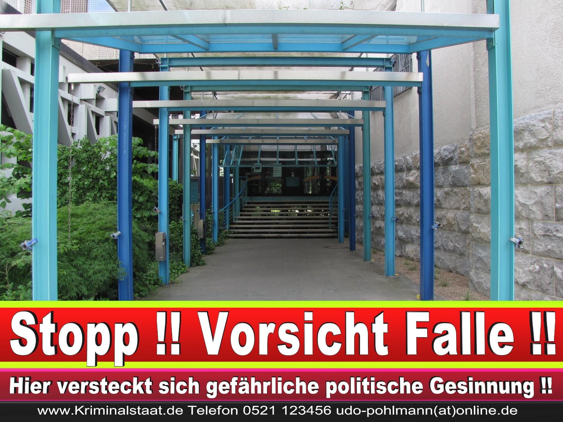 CDU Landgericht Bielefeld Landgerichtspräsident Klaus Petermann Hochstraße Bünde Jens Gnisa Richterbund Richtervereinigung 33
