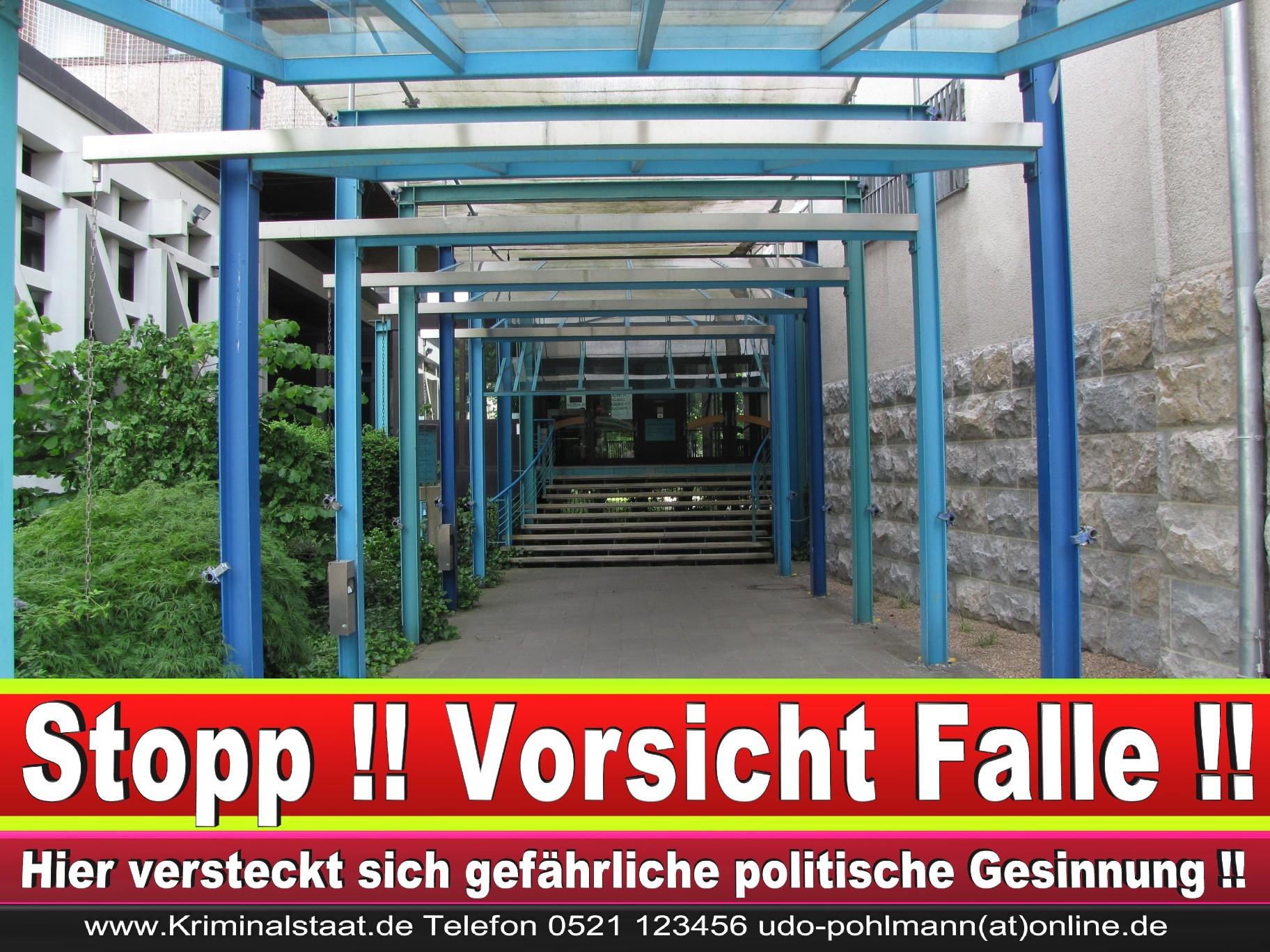 CDU Landgericht Bielefeld Landgerichtspräsident Klaus Petermann Hochstraße Bünde Jens Gnisa Richterbund Richtervereinigung 34