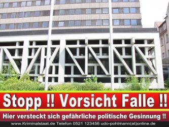 CDU Landgericht Bielefeld Landgerichtspräsident Klaus Petermann Hochstraße Bünde Jens Gnisa Richterbund Richtervereinigung 4