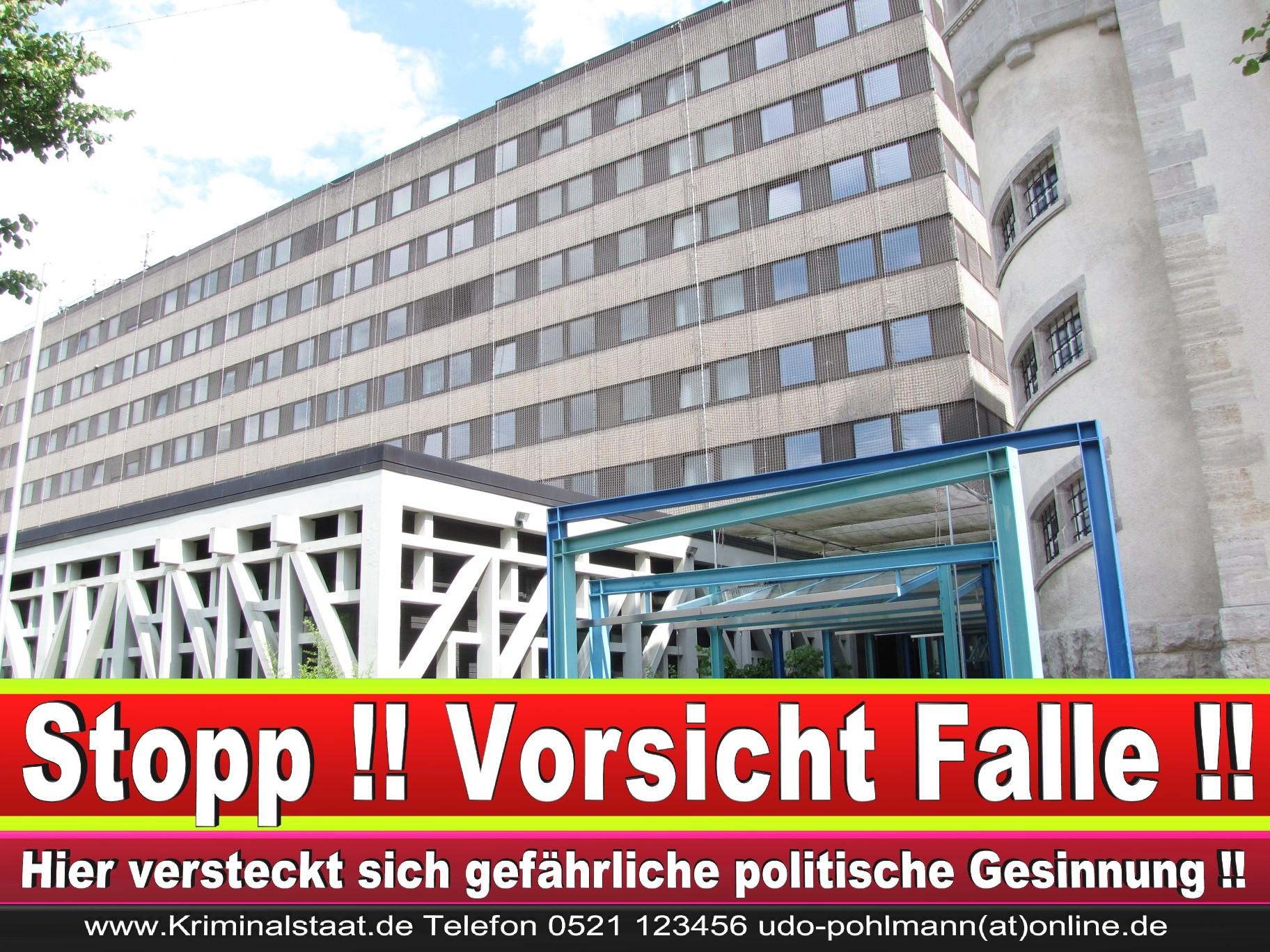 CDU Landgericht Bielefeld Landgerichtspräsident Klaus Petermann Hochstraße Bünde Jens Gnisa Richterbund Richtervereinigung 40