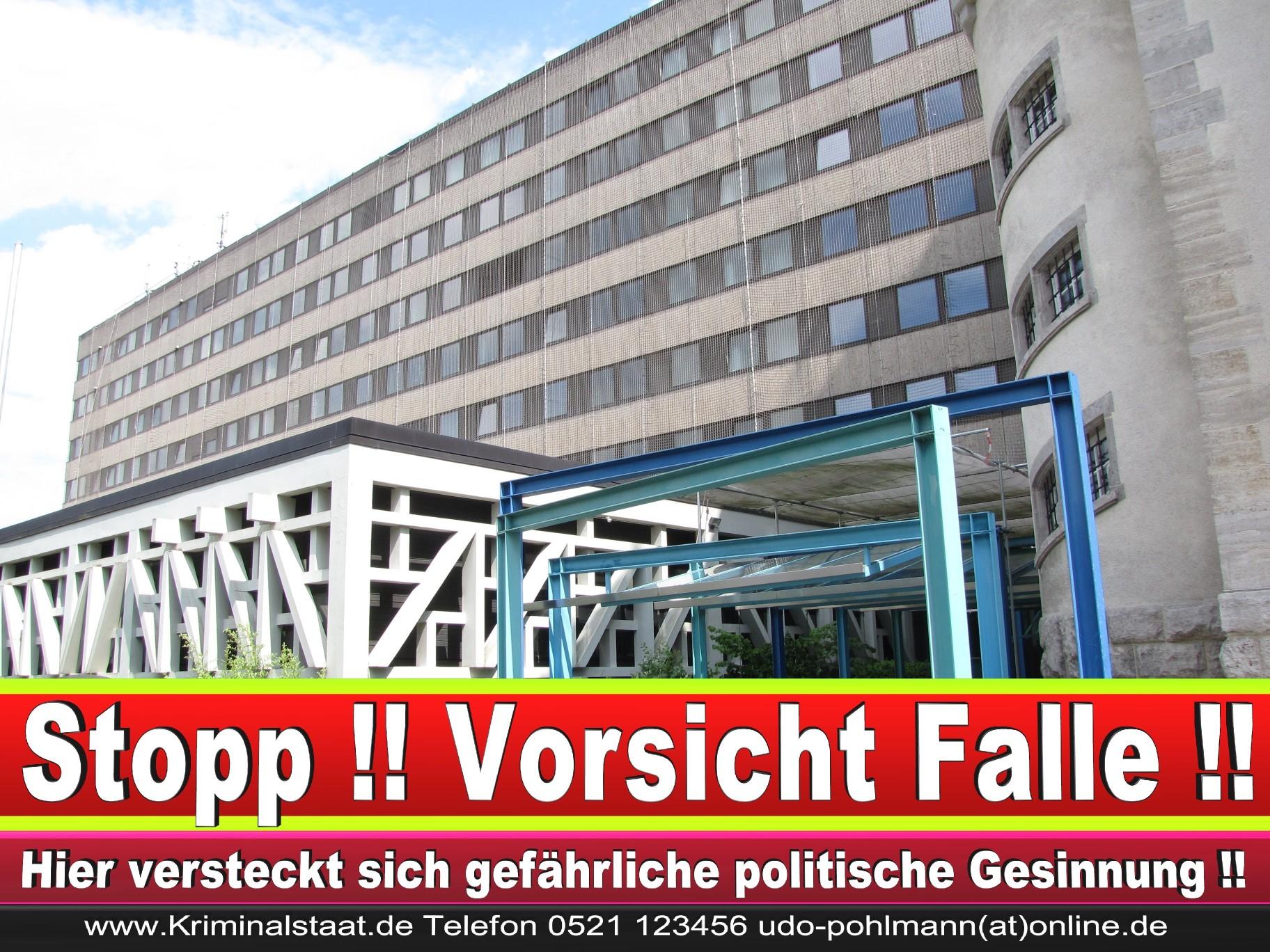CDU Landgericht Bielefeld Landgerichtspräsident Klaus Petermann Hochstraße Bünde Jens Gnisa Richterbund Richtervereinigung 6