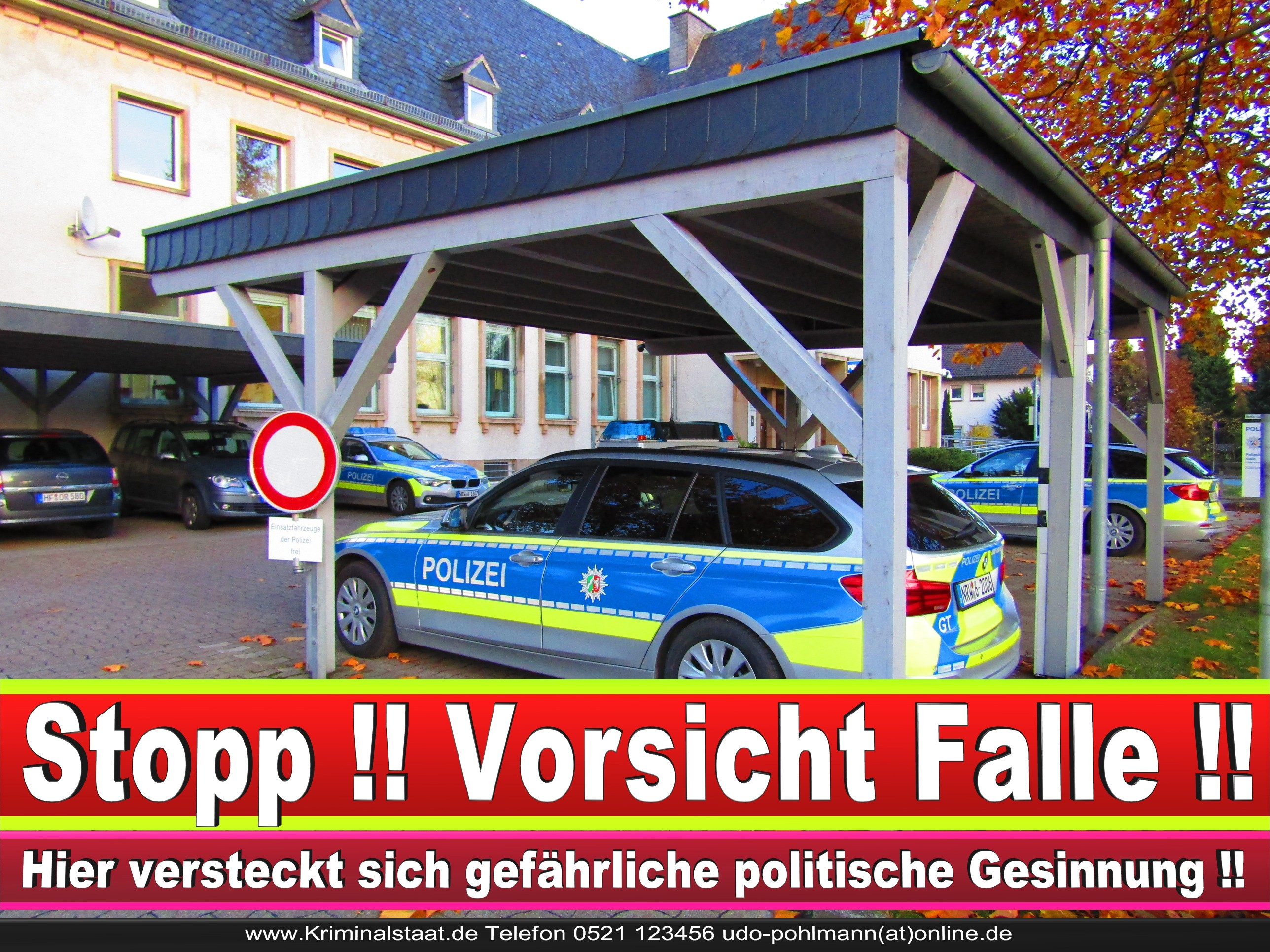 CDU Steinhagen Halle Harsewinkel Gütersloh Bielefeld Polizeirevier Polizisten Verurteilt Drogen Urteil Strafe Korruption Verbrechen Mafia Organisierte Kriminalität (7)