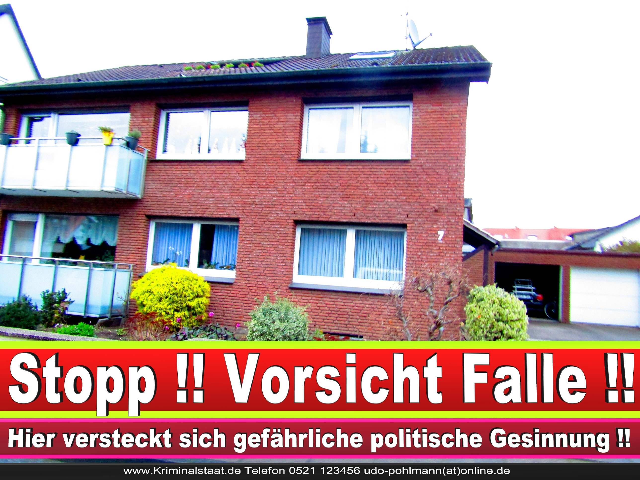 Carsten Krumhöfner CDU Bielefeld CDU NRW Jürgen Krumhöfner GbR Verlag Werbeagentur Dortmunder 4 1