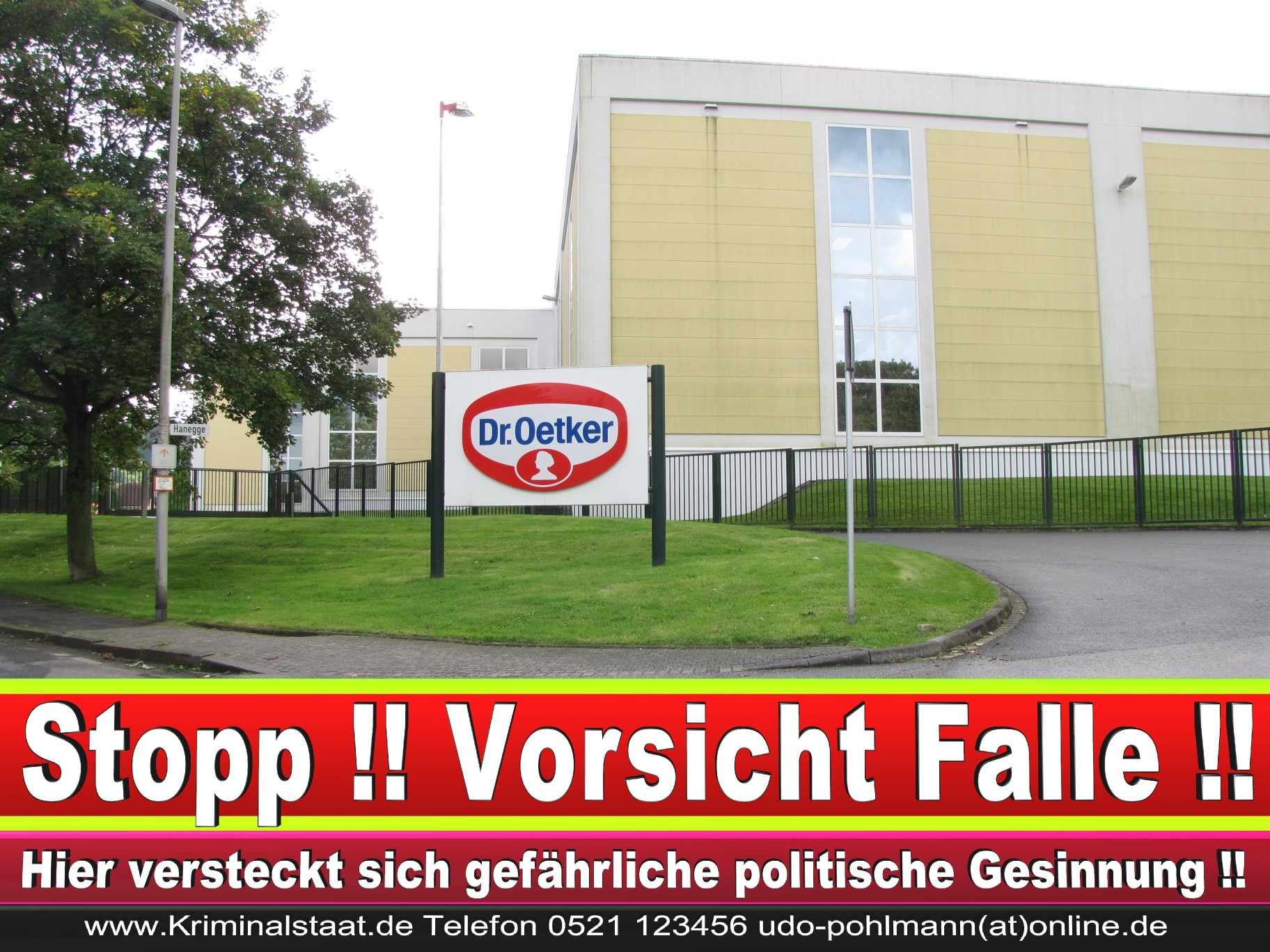 Dr Oetker Bielefeld CDU Bielefeld Spendengelder Skandal Richard August 39