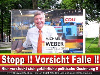 Michael Weber CDU Bielefeld Volksverhetzung In Der Bibel Nachgewiesen 1 1