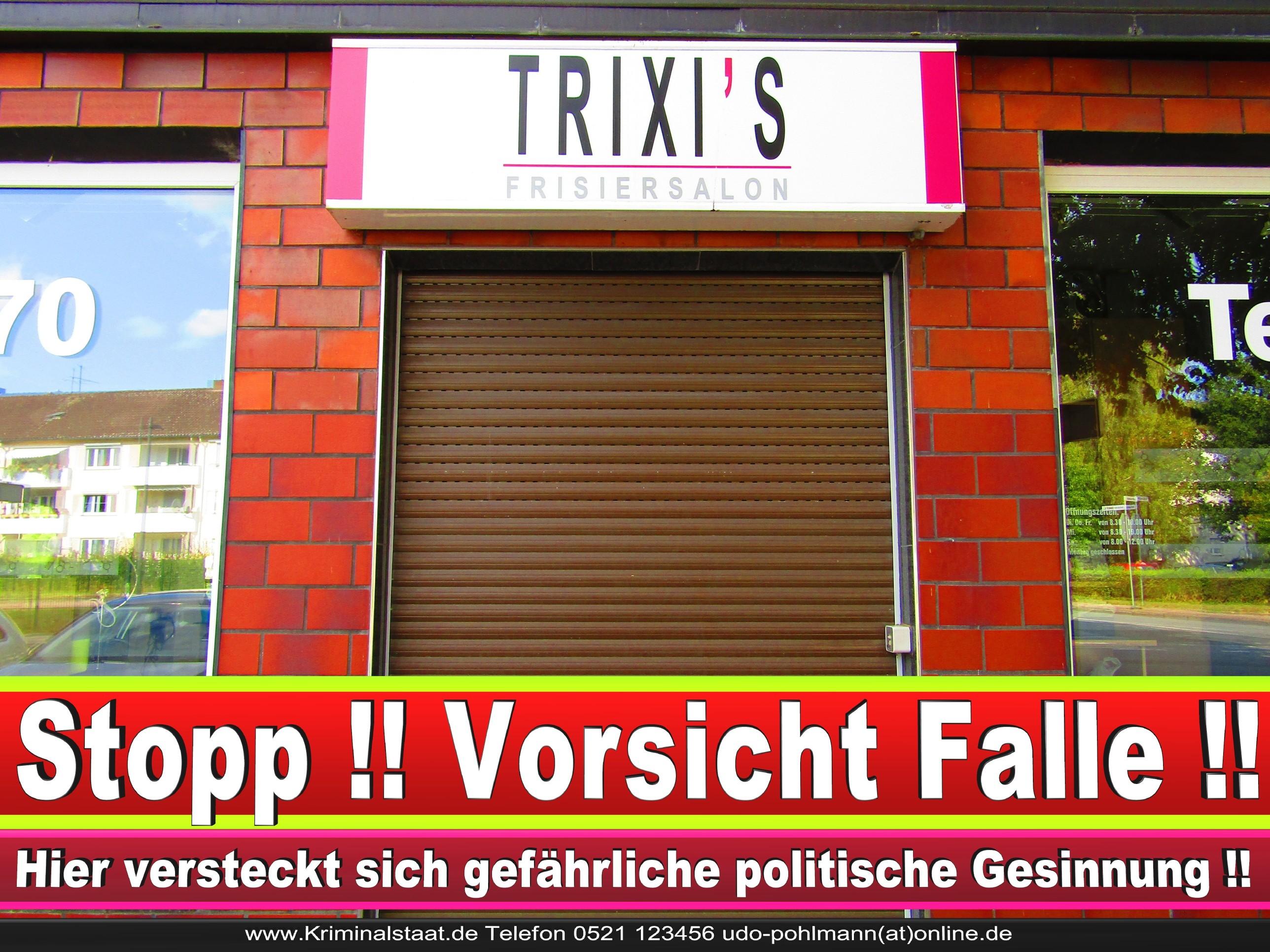 PATRICIA WEHMEYER TRIXI CDU BIELEFELD HAIRSALON FRISEUR 7 LANDTAGSWAHL BUNDESTAGSWAHL BÜRGERMEISTERWAHL