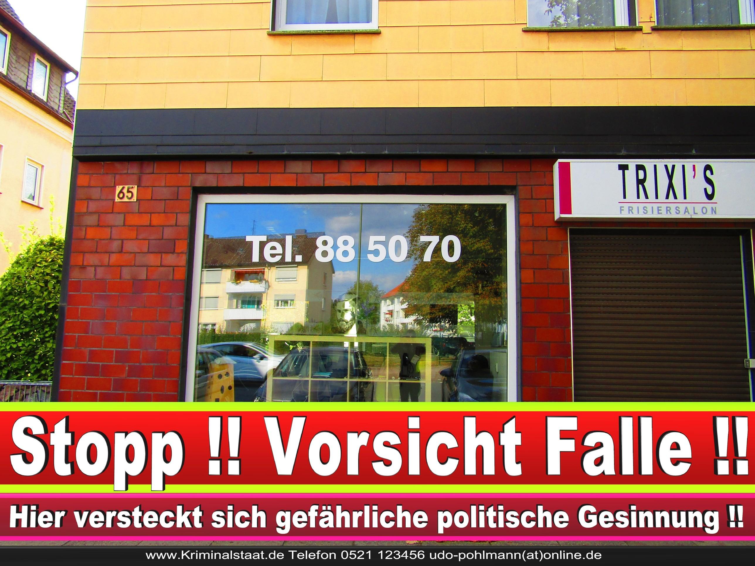 PATRICIA WEHMEYER TRIXI CDU BIELEFELD HAIRSALON FRISEUR 9 LANDTAGSWAHL BUNDESTAGSWAHL BÜRGERMEISTERWAHL