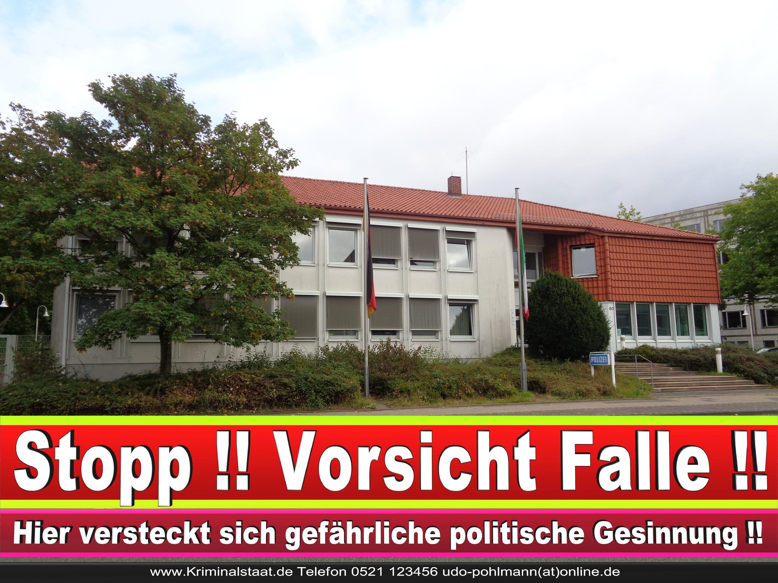 Polizei Brackwede Bielefeld Süd Ost Mitte Korruption In Bielefeld (3)