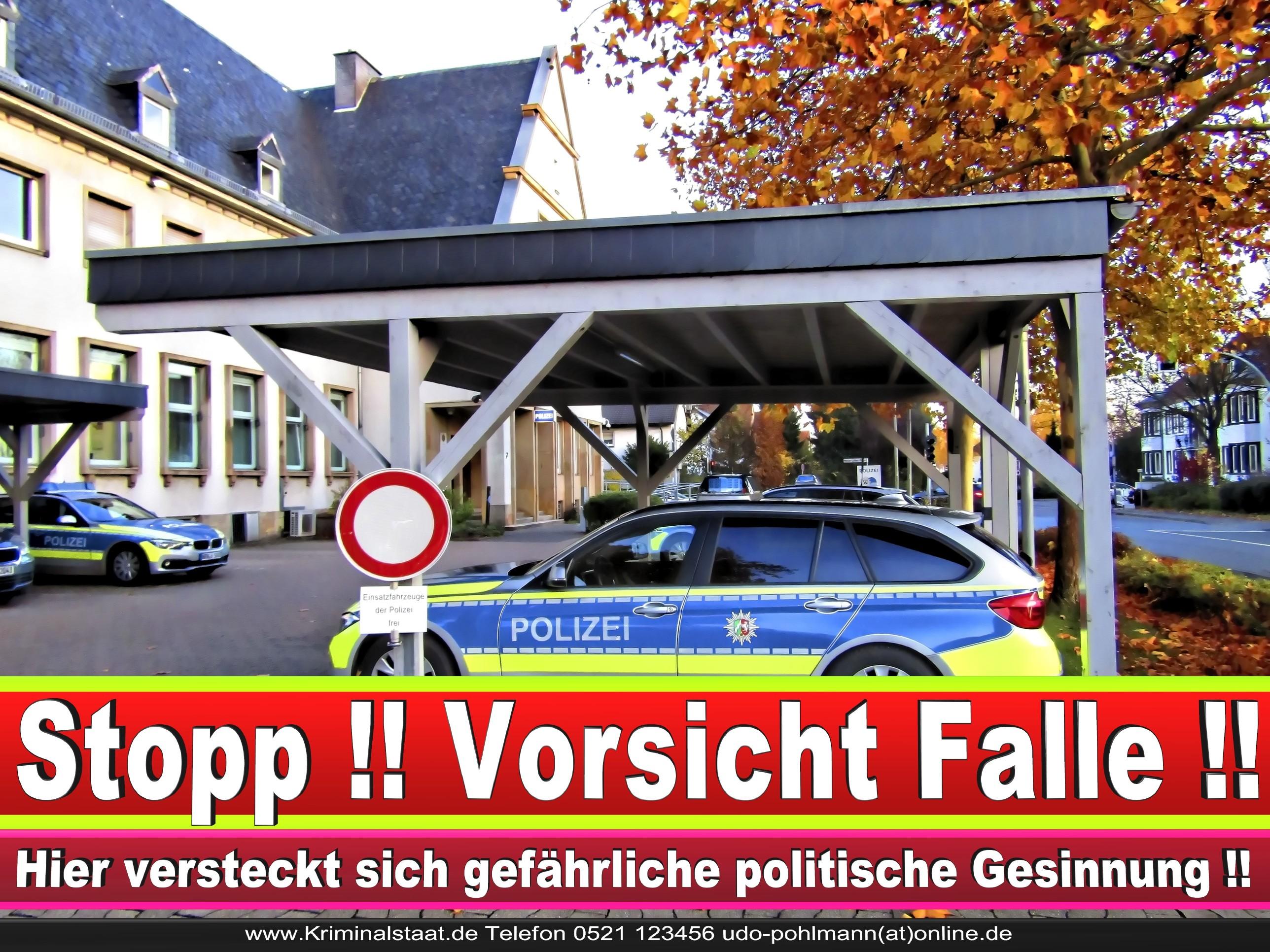 Polizei Halle Westfalen Kättkenstraße 7 33790 Halle Westfalen 8