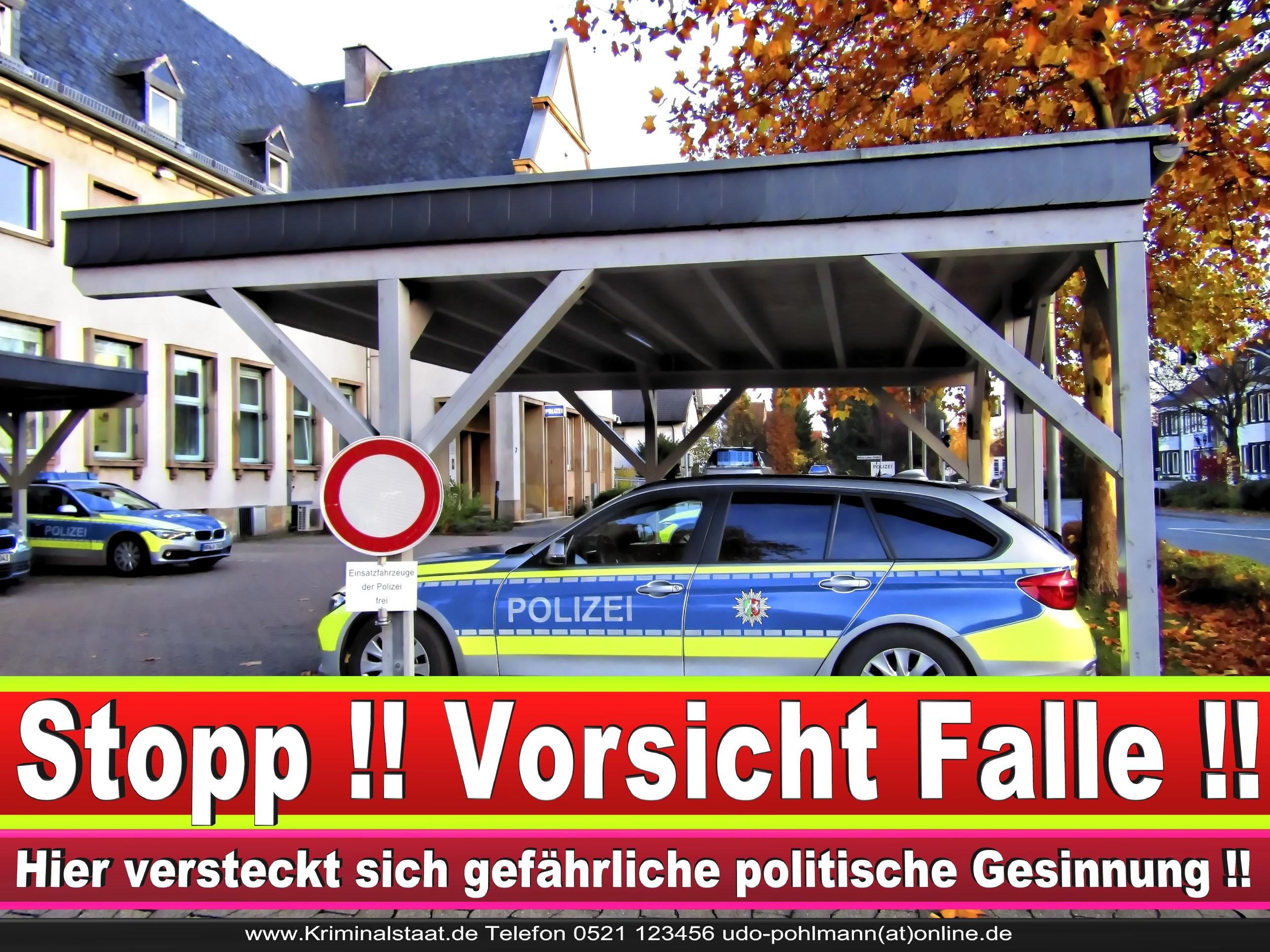 Polizei Halle Westfalen Kättkenstraße 7 33790 Halle Westfalen 9