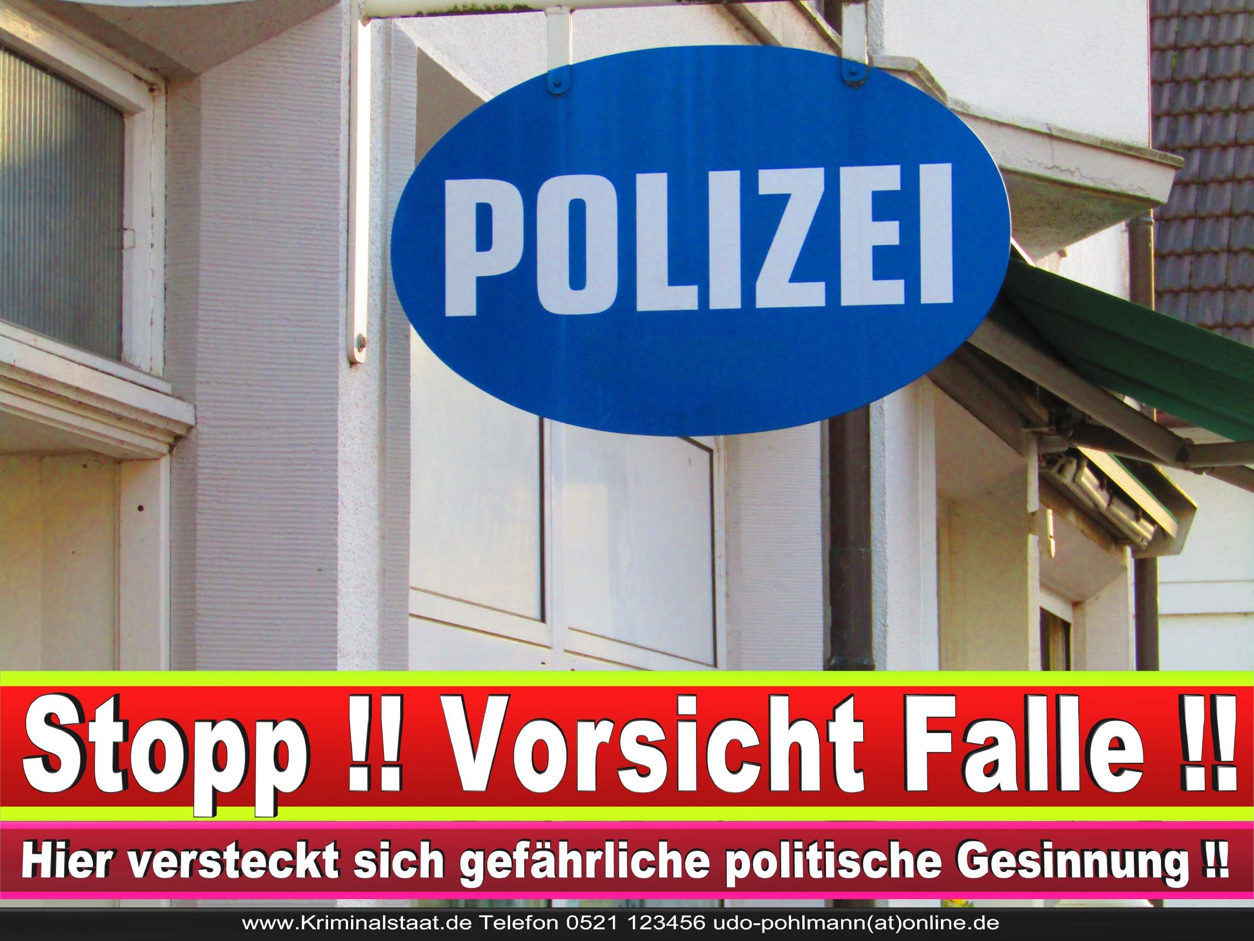 Polizei Steinhagen CDU SPD FDP Ortsverband CDU Bürgerbüro CDU SPD Korruption Polizei Bürgermeister Karte Telefonbuch NRW OWL (2)