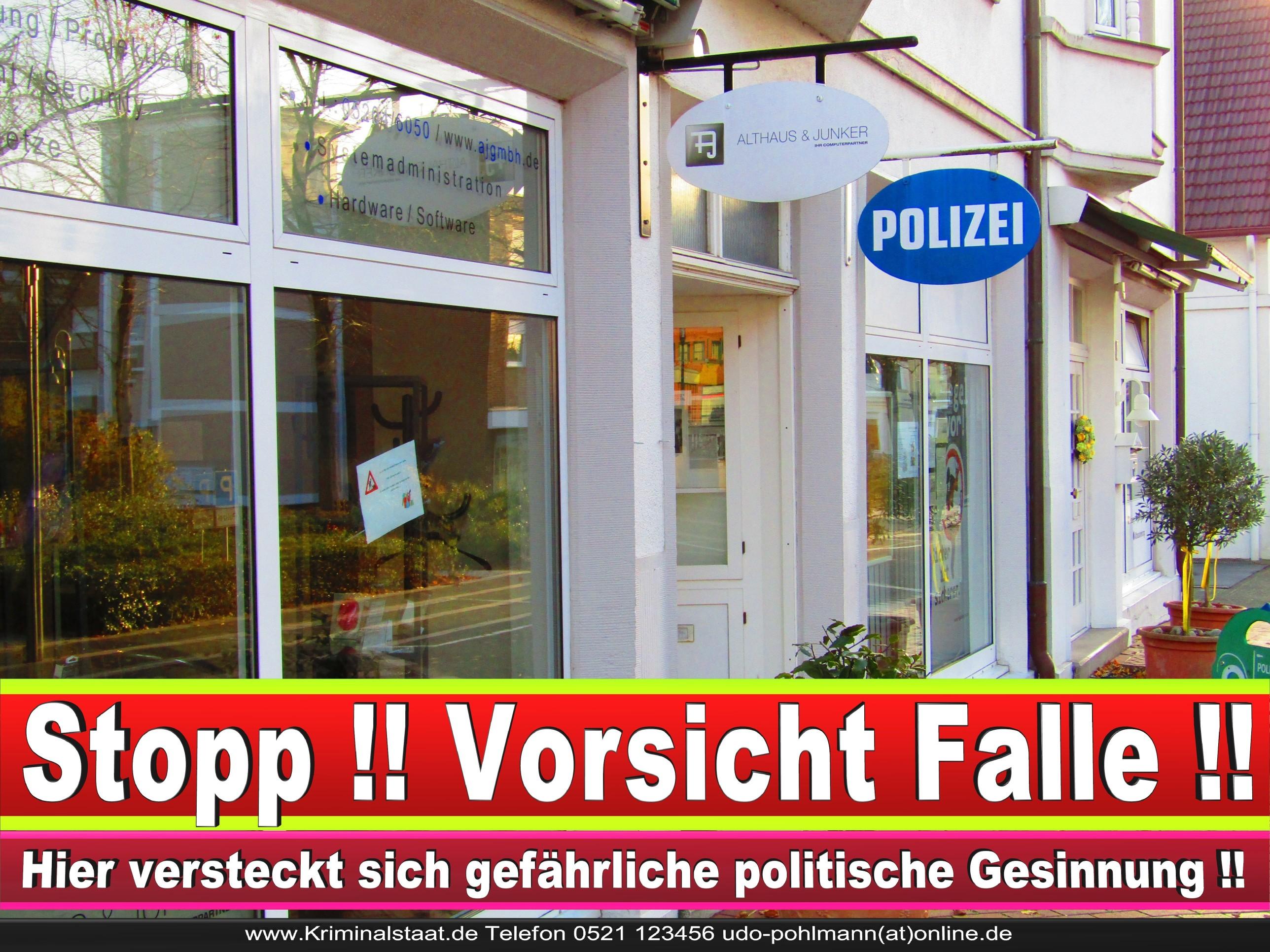 Polizei Steinhagen CDU SPD FDP Ortsverband CDU Bürgerbüro CDU SPD Korruption Polizei Bürgermeister Karte Telefonbuch NRW OWL (3)