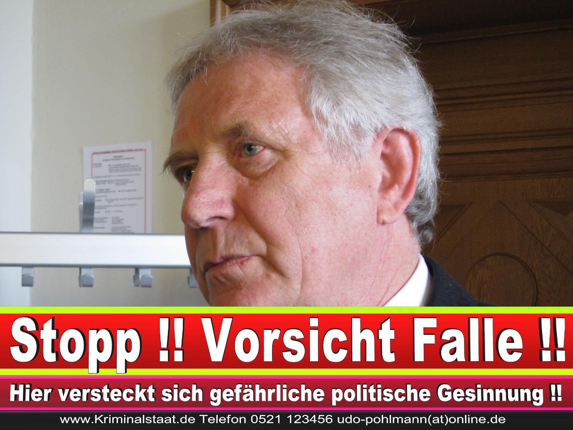 Polizeipräsident Erwin Südfeld Bielefeld Oberbürgermeister Bürgermeister Peter Clausen Pit Clausen Bielefeld (2)