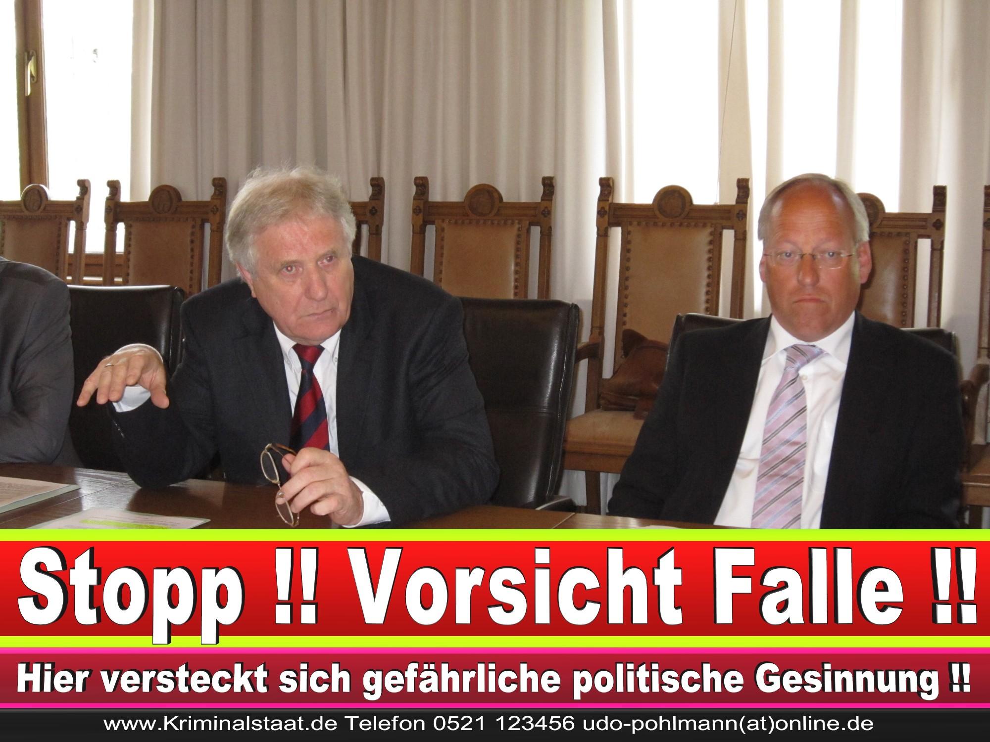 Polizeipräsident Erwin Südfeld Bielefeld Oberbürgermeister Bürgermeister Peter Clausen Pit Clausen Bielefeld (22)