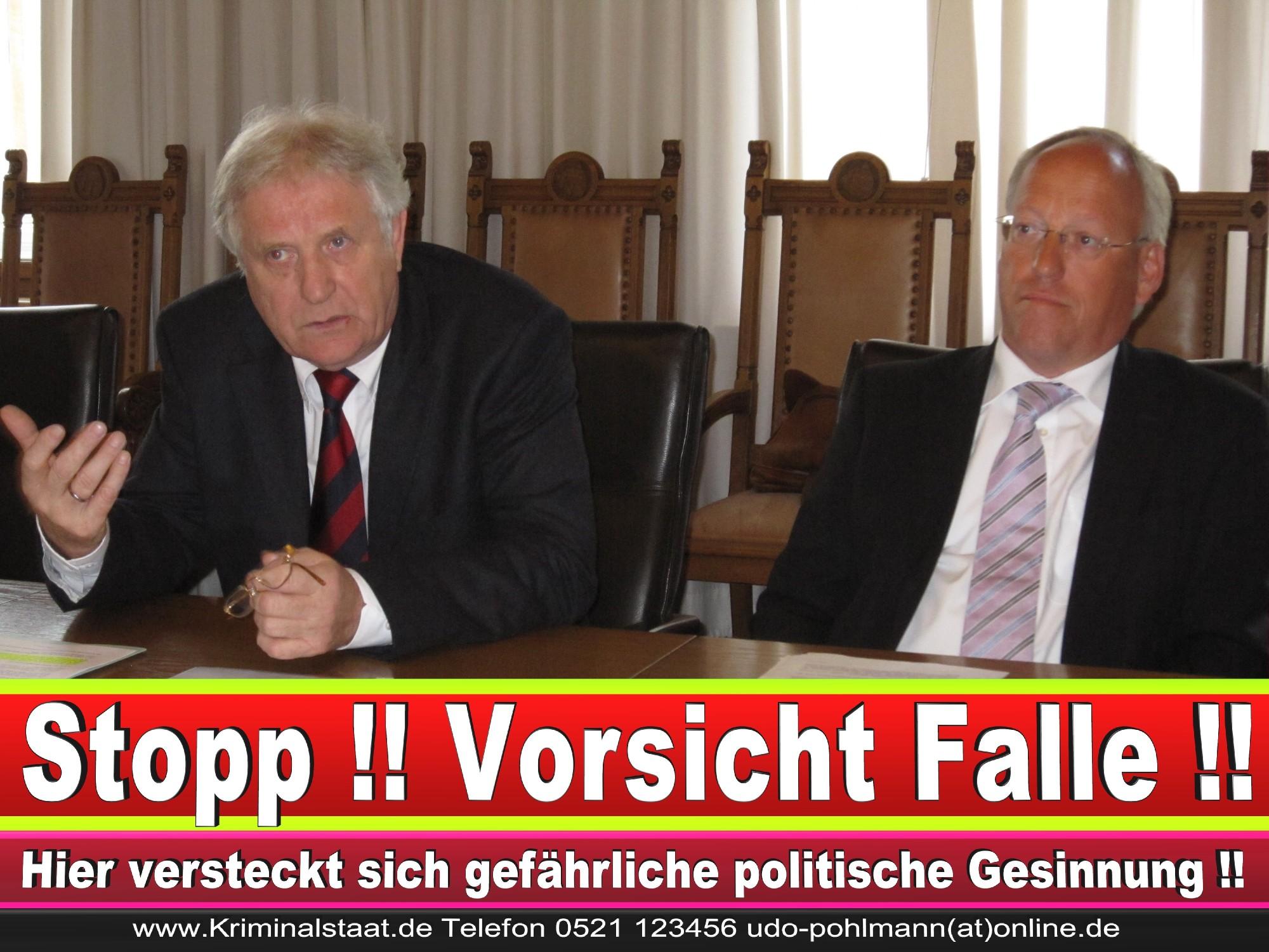 Polizeipräsident Erwin Südfeld Bielefeld Oberbürgermeister Bürgermeister Peter Clausen Pit Clausen Bielefeld (24)