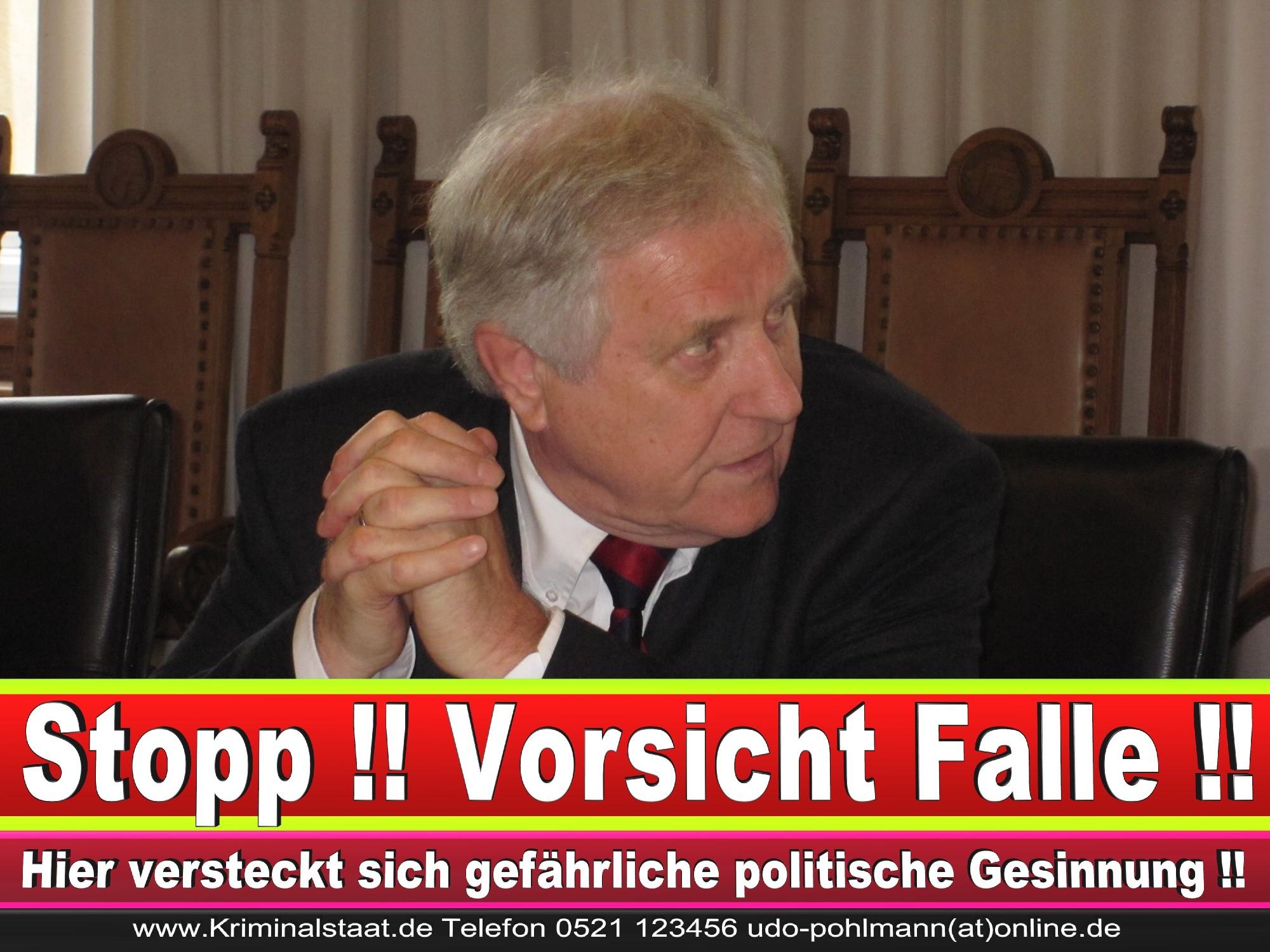 Polizeipräsident Erwin Südfeld Bielefeld Oberbürgermeister Bürgermeister Peter Clausen Pit Clausen Bielefeld 26