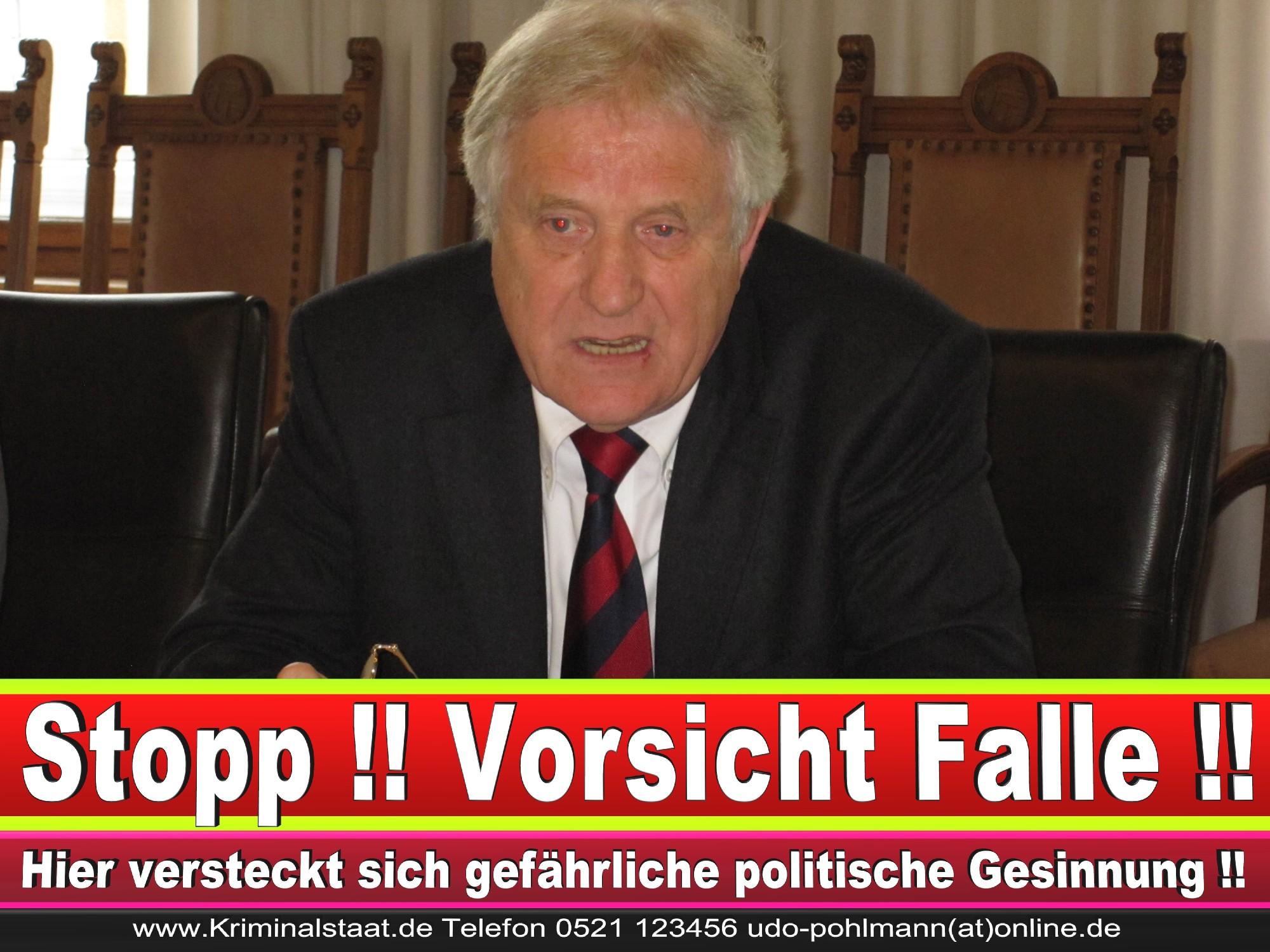 Polizeipräsident Erwin Südfeld Bielefeld Oberbürgermeister Bürgermeister Peter Clausen Pit Clausen Bielefeld (27)