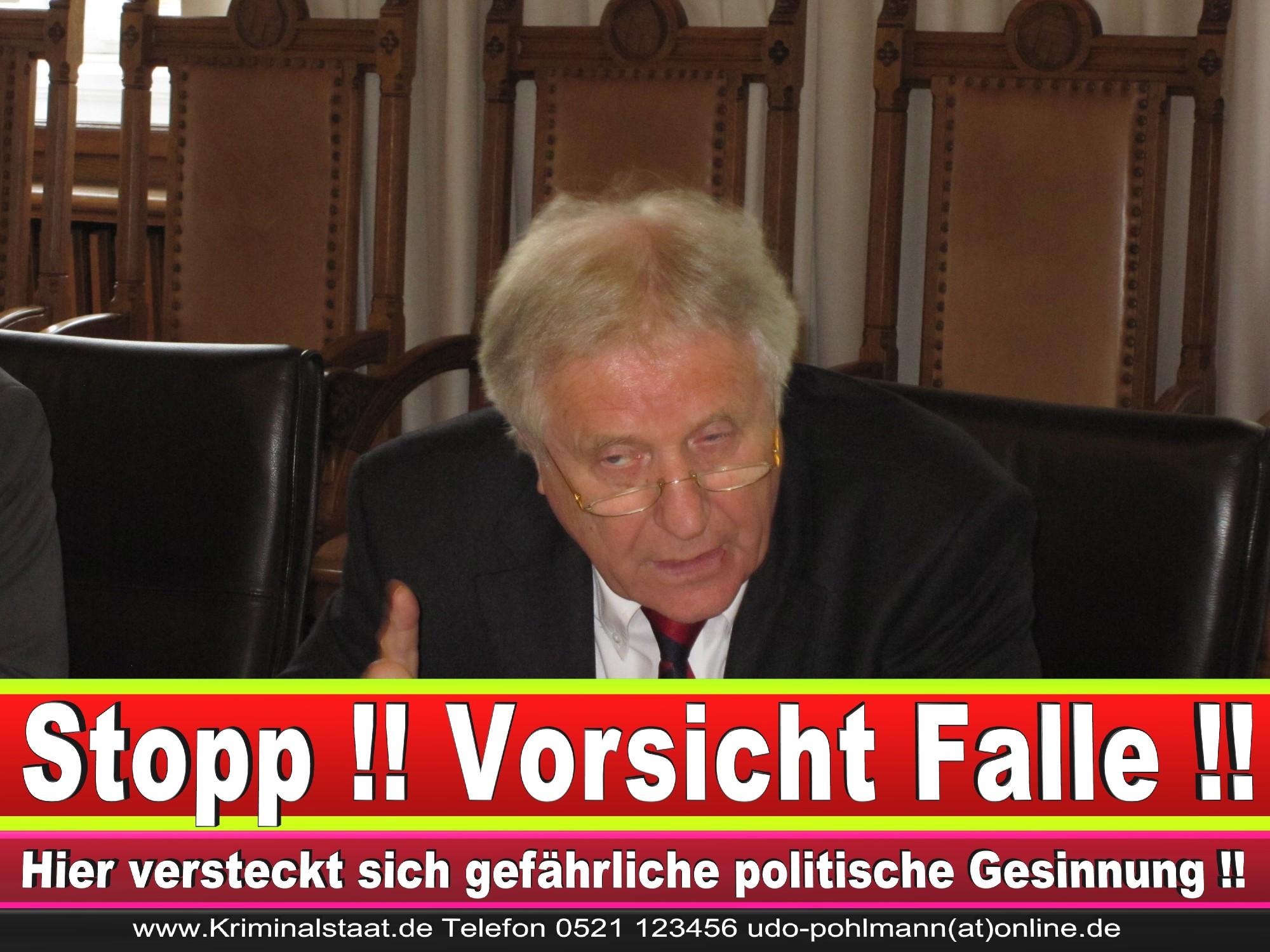 Polizeipräsident Erwin Südfeld Bielefeld Oberbürgermeister Bürgermeister Peter Clausen Pit Clausen Bielefeld (28)