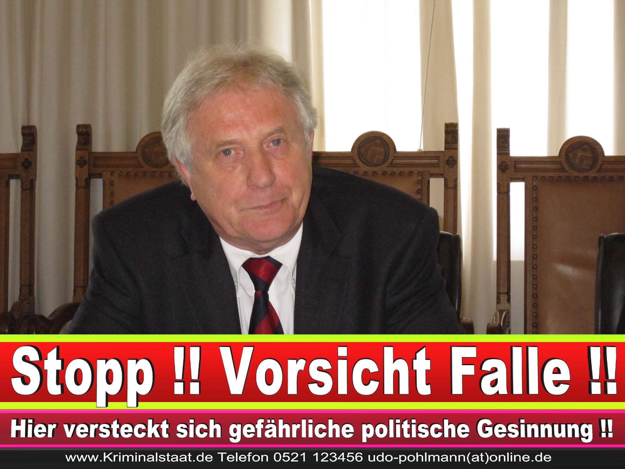 Polizeipräsident Erwin Südfeld Bielefeld Oberbürgermeister Bürgermeister Peter Clausen Pit Clausen Bielefeld (35)