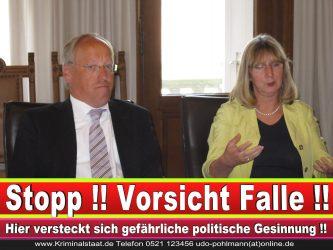 Polizeipräsident Erwin Südfeld Bielefeld Oberbürgermeister Bürgermeister Peter Clausen Pit Clausen Bielefeld (37)