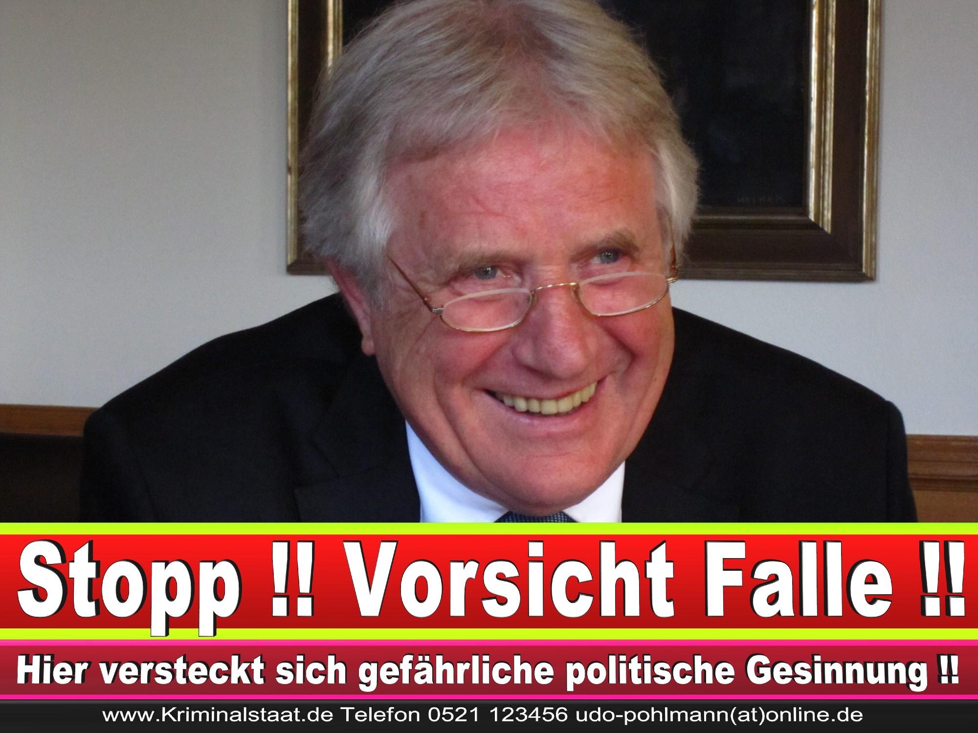 Polizeipräsident Erwin Südfeld Bielefeld Oberbürgermeister Bürgermeister Peter Clausen Pit Clausen Bielefeld 59