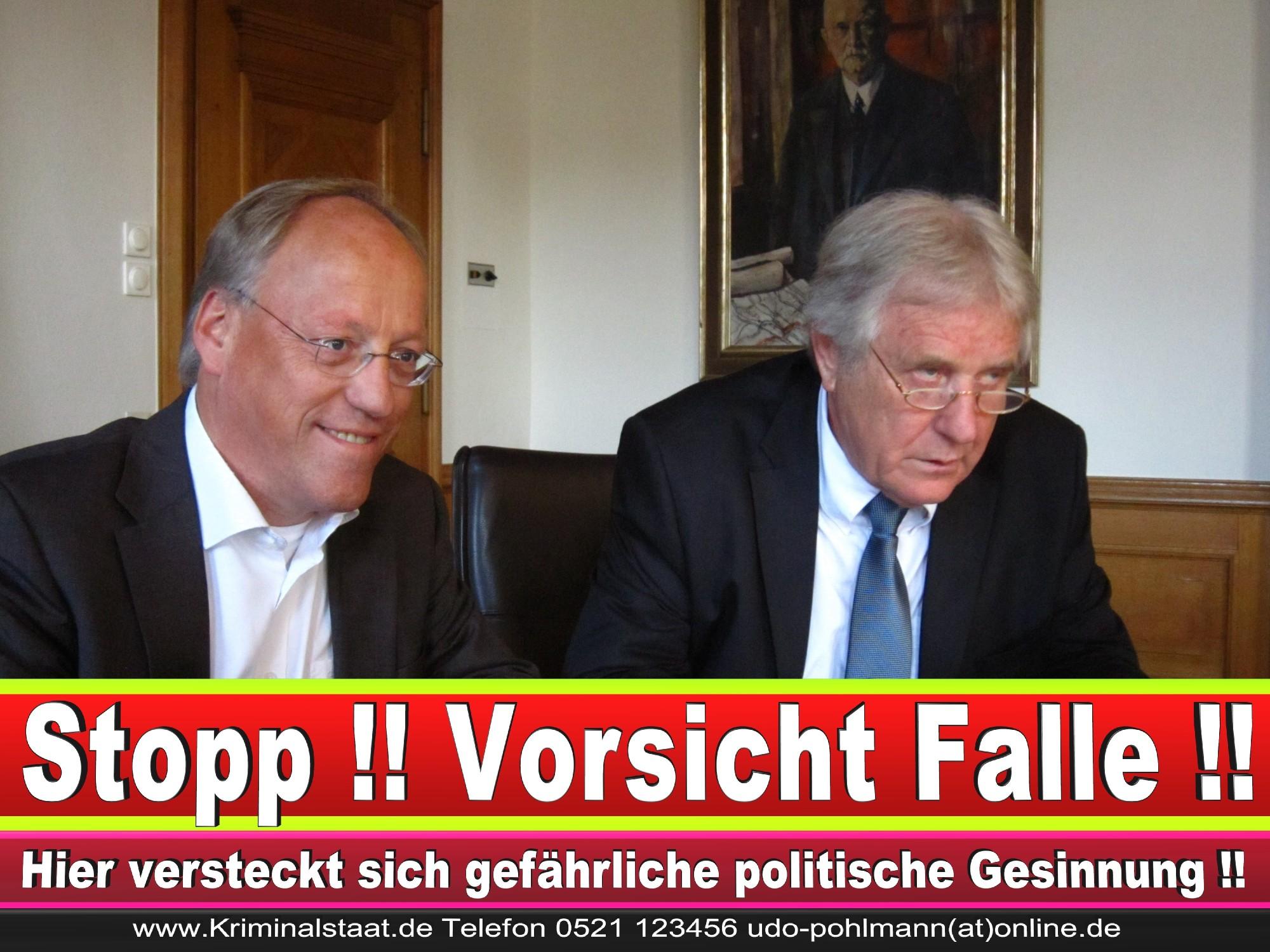 Polizeipräsident Erwin Südfeld Bielefeld Oberbürgermeister Bürgermeister Peter Clausen Pit Clausen Bielefeld (61)