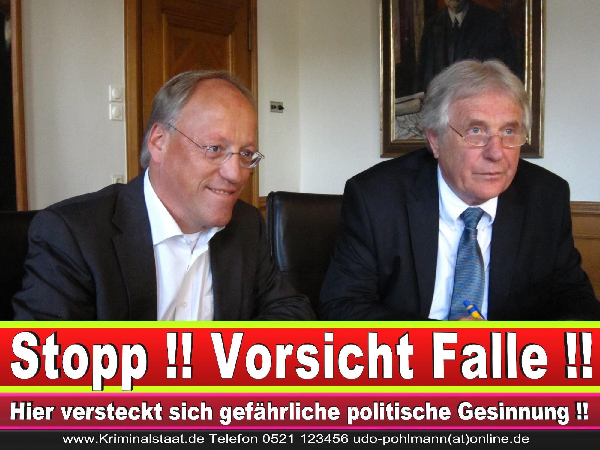 Polizeipräsident Erwin Südfeld Bielefeld Oberbürgermeister Bürgermeister Peter Clausen Pit Clausen Bielefeld (62)