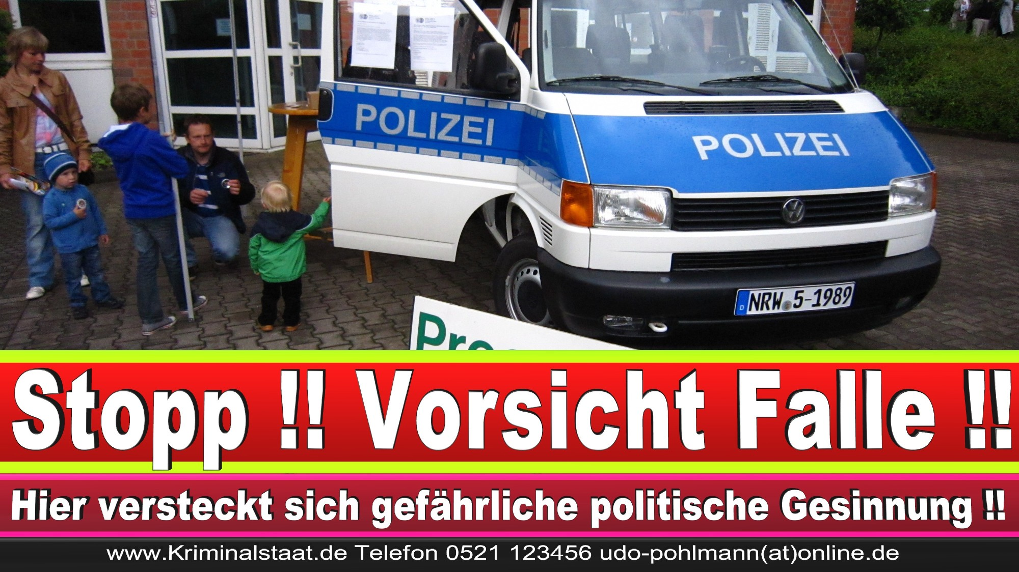 Polizeipräsidentin Katharina Giere Polizei Bielefeld NRW Erwin Südfeld Horst Kruse Polizeiuniform Polizeigewalt DEMONSTRATION Bahnhof (10) 1