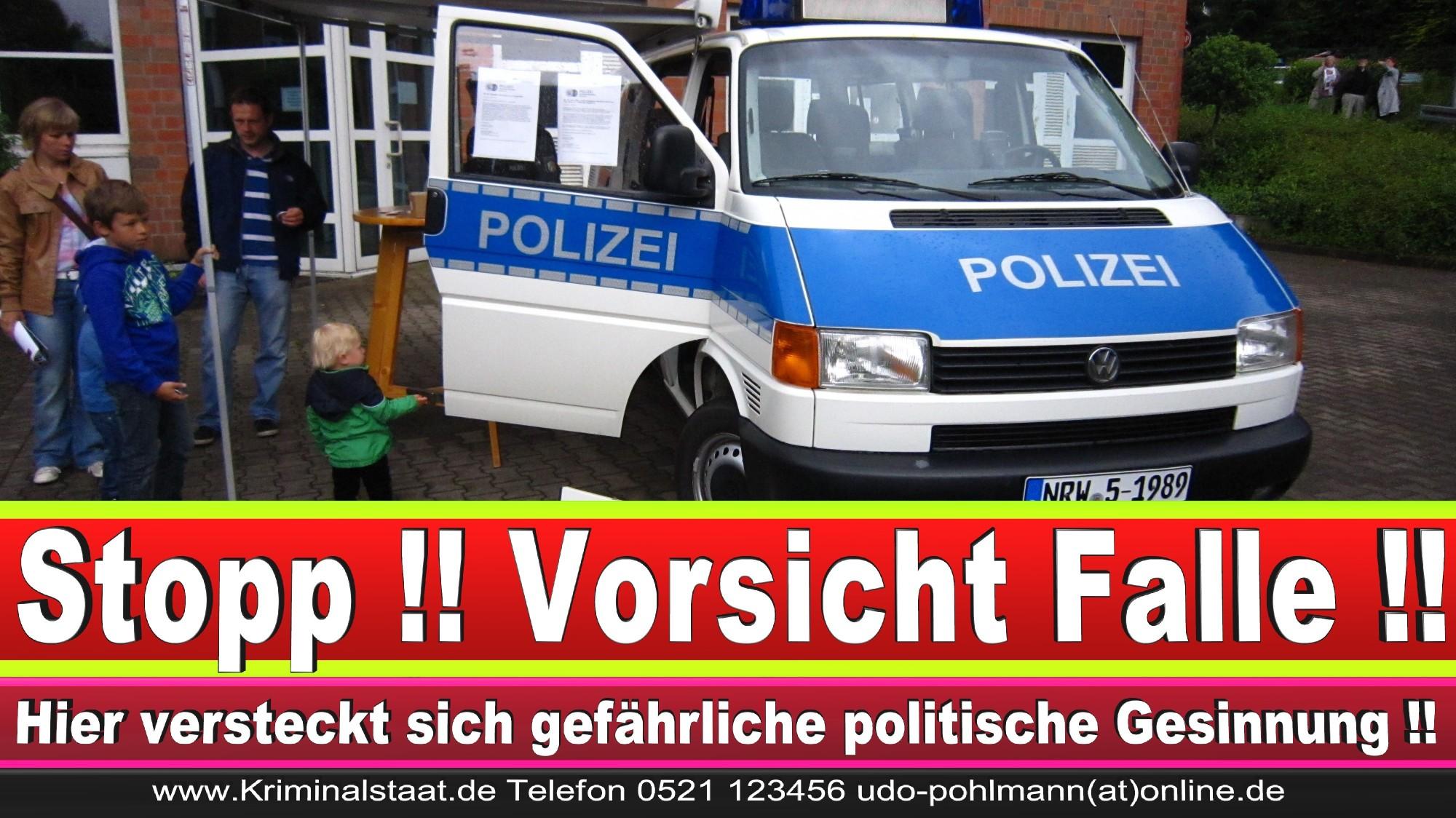 Polizeipräsidentin Katharina Giere Polizei Bielefeld NRW Erwin Südfeld Horst Kruse Polizeiuniform Polizeigewalt DEMONSTRATION Bahnhof (12) 1
