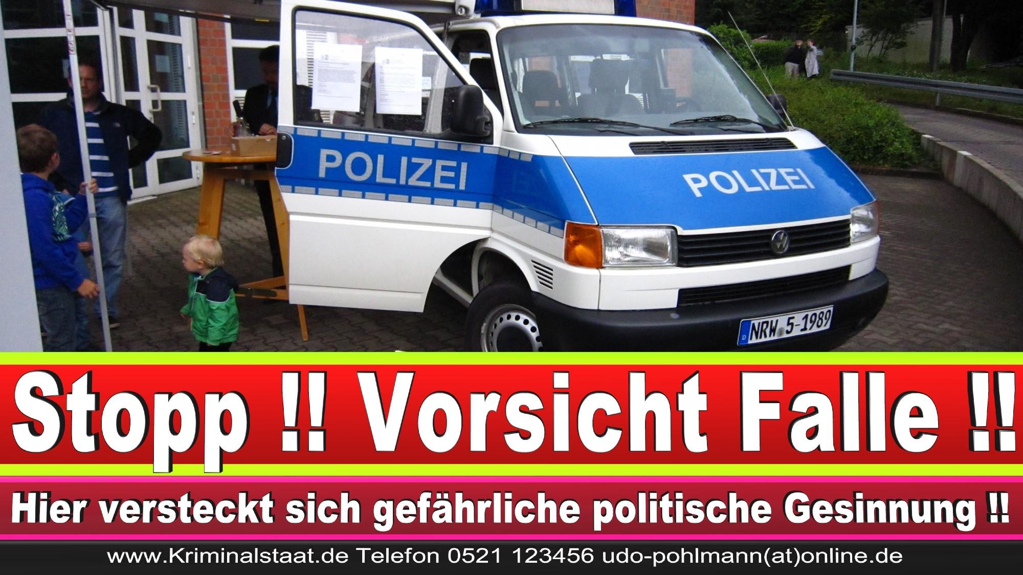 Polizeipräsidentin Katharina Giere Polizei Bielefeld NRW Erwin Südfeld Horst Kruse Polizeiuniform Polizeigewalt DEMONSTRATION Bahnhof (13) 1
