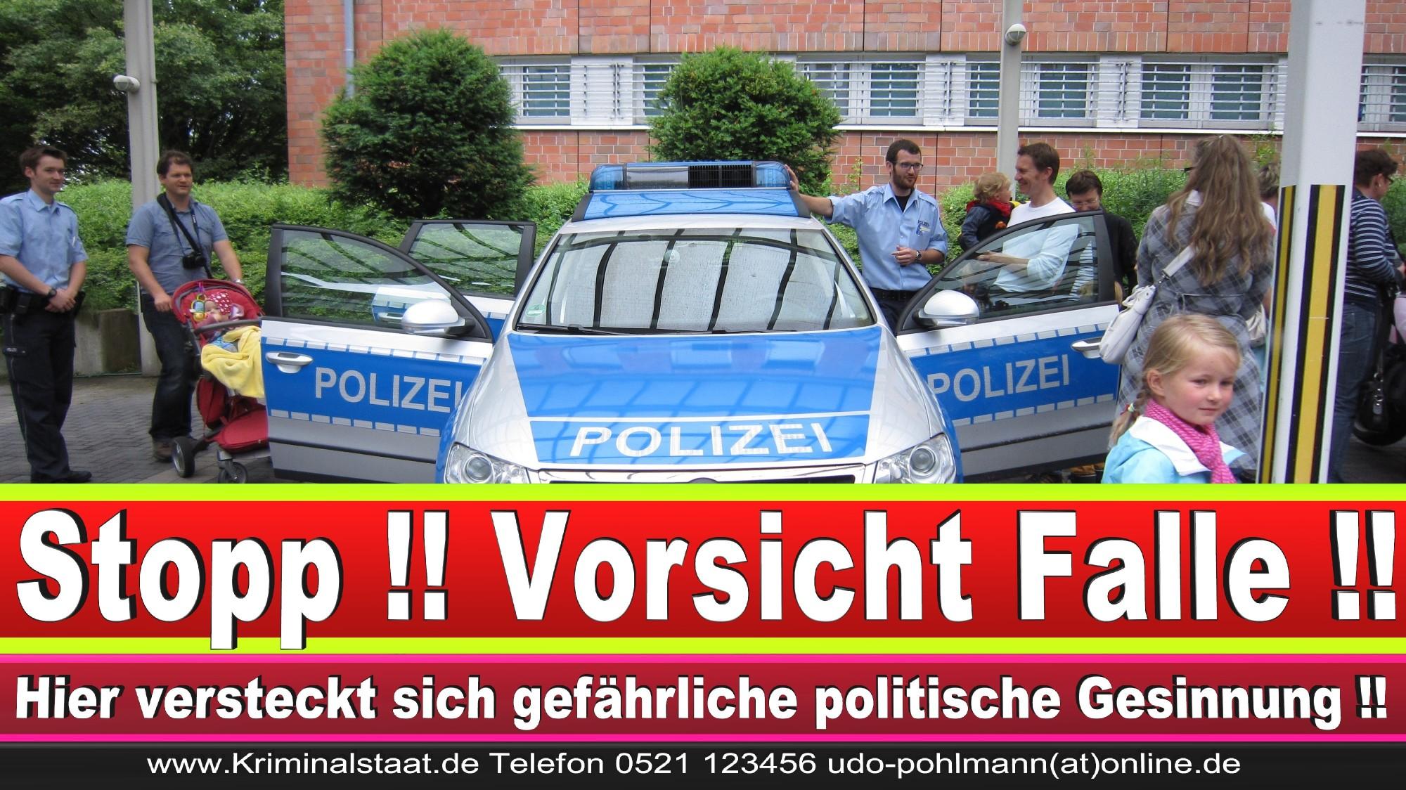 Polizeipräsidentin Katharina Giere Polizei Bielefeld NRW Erwin Südfeld Horst Kruse Polizeiuniform Polizeigewalt DEMONSTRATION Bahnhof (4) 1