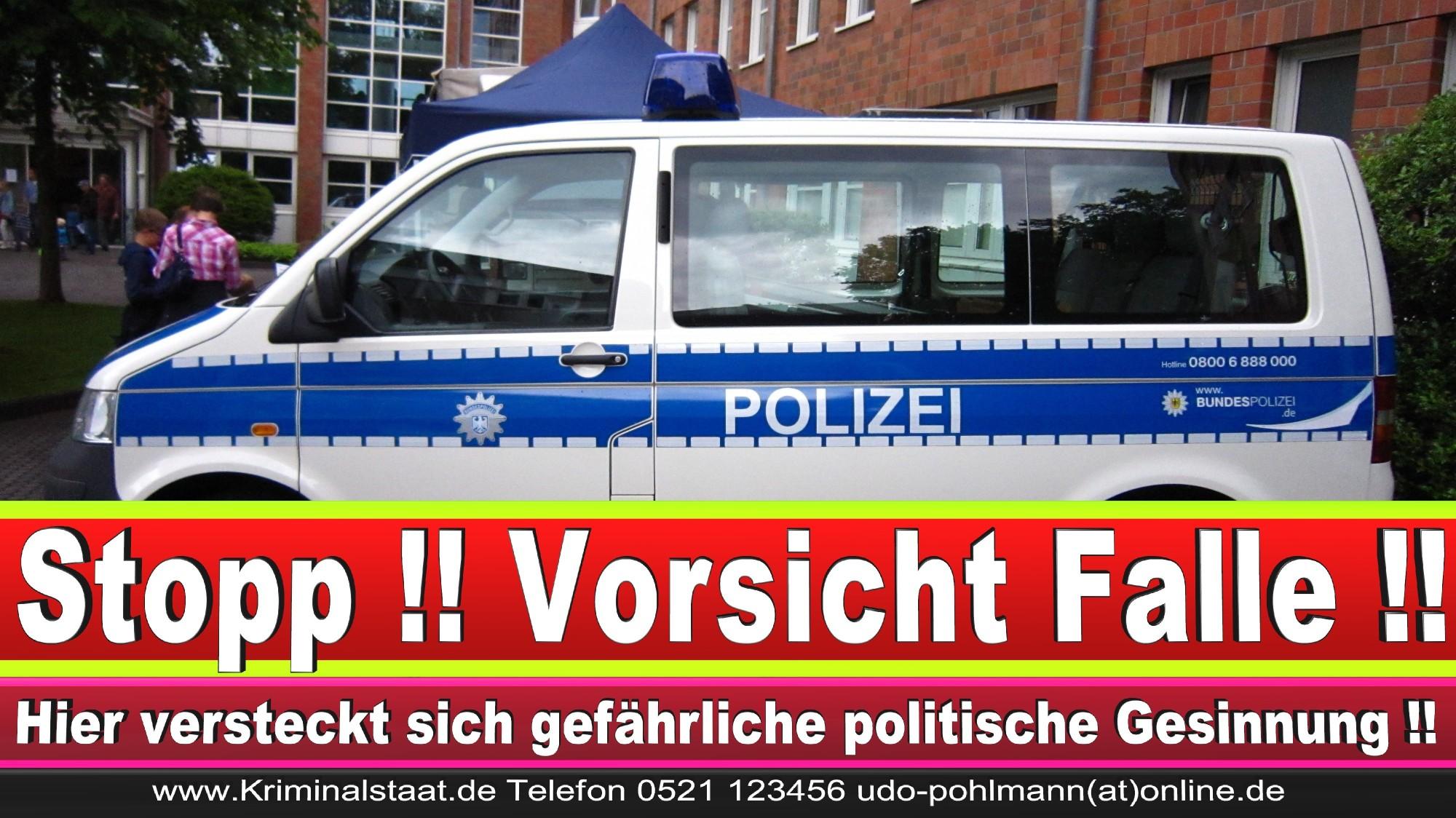 Polizeipräsidentin Katharina Giere Polizei Bielefeld NRW Erwin Südfeld Horst Kruse Polizeiuniform Polizeigewalt DEMONSTRATION Bahnhof (9) 1