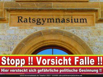 RATSGYMNASIUM BIELEFELD CDU BIELEFELD 4 LANDTAGSWAHL BUNDESTAGSWAHL BÜRGERMEISTERWAHL