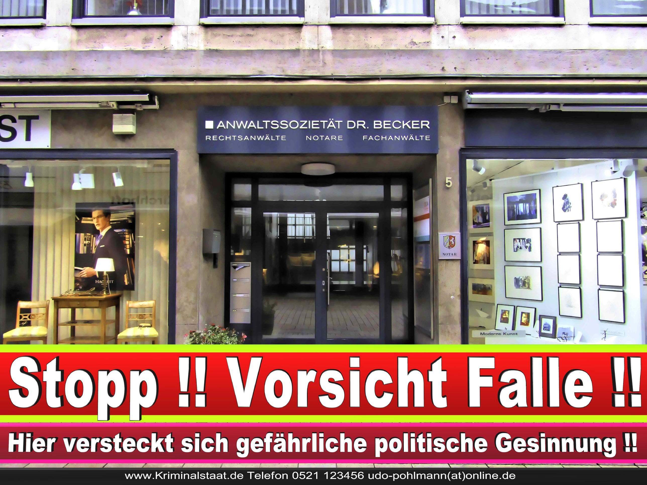 RECHTSANWALT DR THORSTEN FELDMANN CDU BIELEFELD Rechtsanwalt Und Notar A D Werner Kaup LANDTAGSWAHL BUNDESTAGSWA L BÜRGERMEISTER AHL NRW 1
