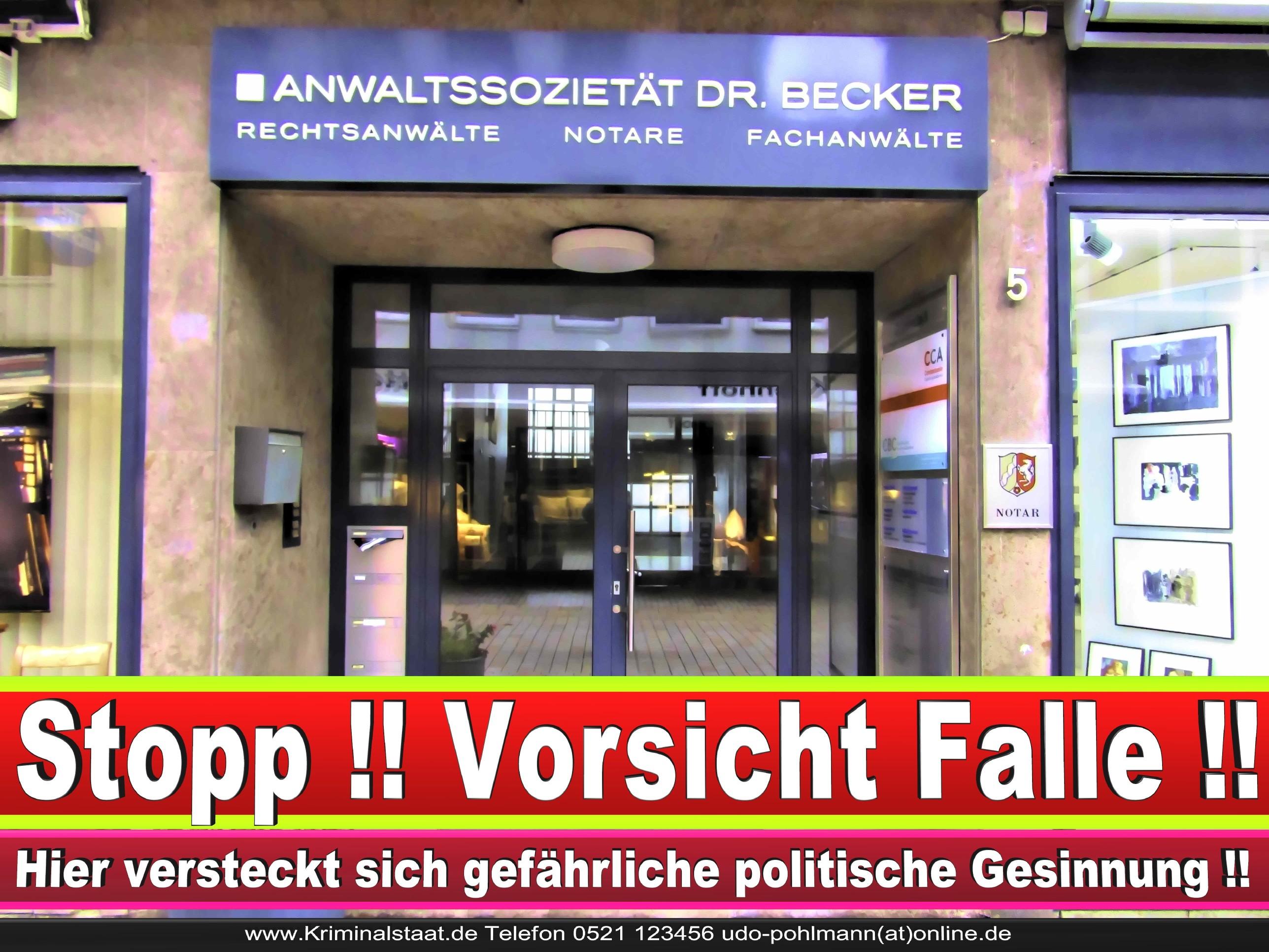 RECHTSANWALT DR THORSTEN FELDMANN CDU BIELEFELD Rechtsanwalt Und Notar A D Werner Kaup LANDTAGSWAHL BUNDESTAGSWA L BÜRGERMEISTER AHL NRW 3