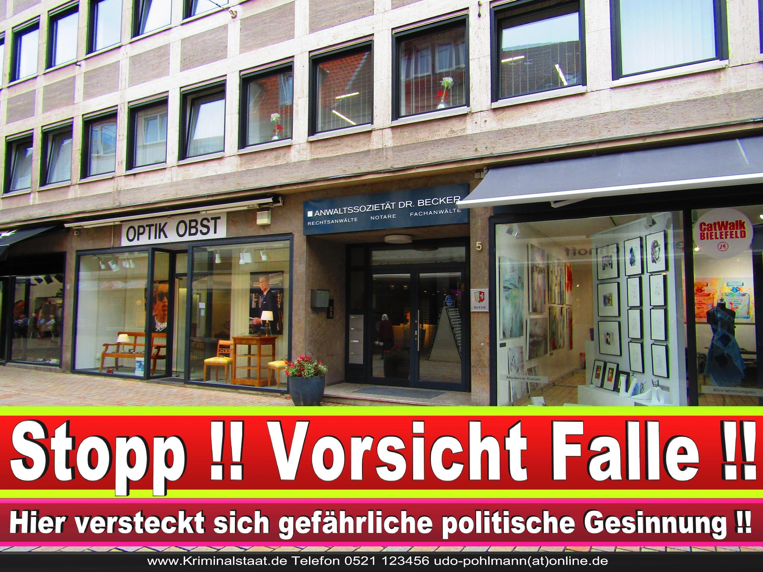 RECHTSANWALT DR THORSTEN FELDMANN CDU BIELEFELD Rechtsanwalt Und Notar A D Werner Kaup 1 LANDTAGSWAHL BUNDESTAGSWAHL BÜRGERMEISTERWAHL