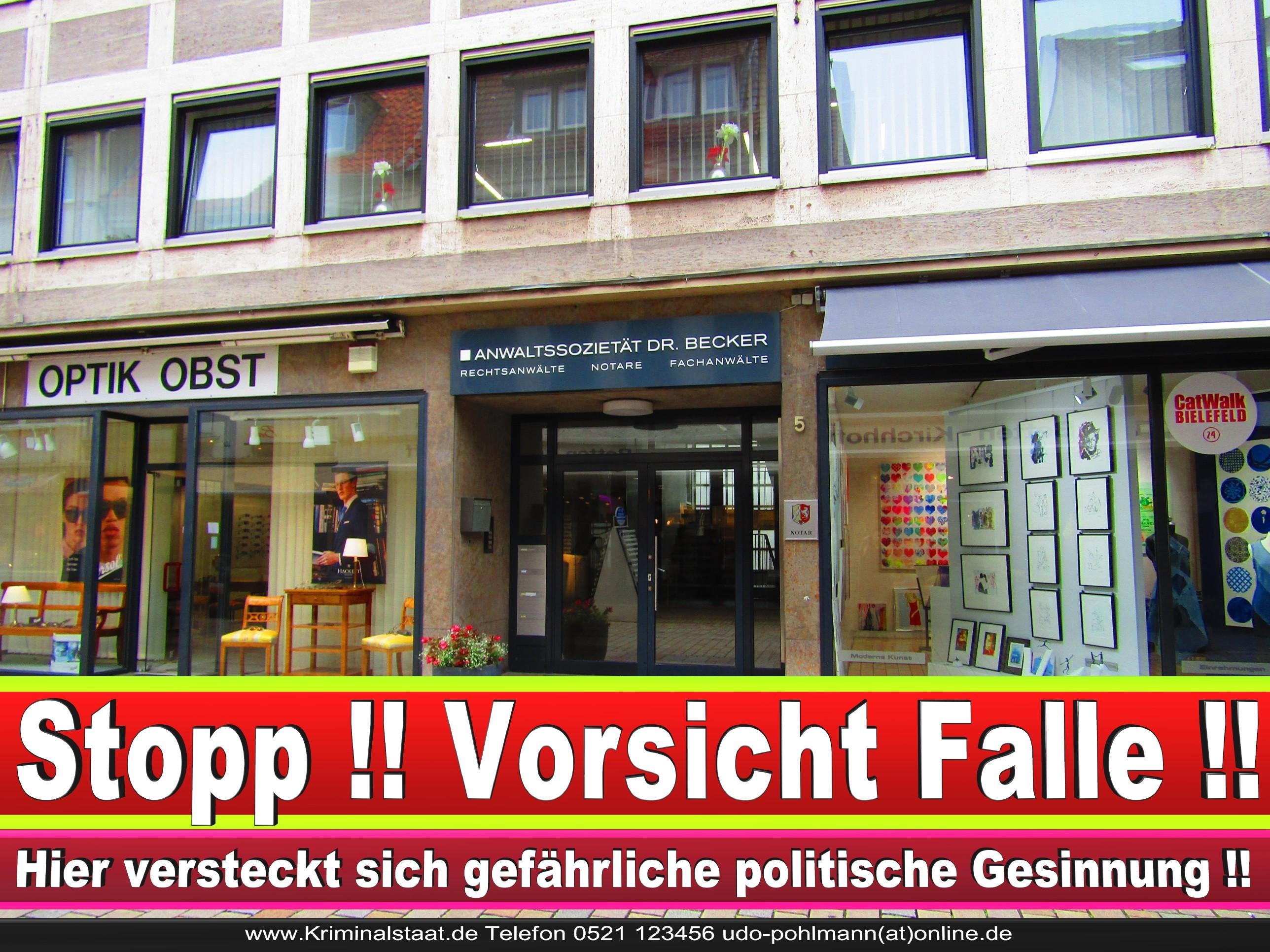 RECHTSANWALT DR THORSTEN FELDMANN CDU BIELEFELD Rechtsanwalt Und Notar A D Werner Kaup 2 LANDTAGSWAHL BUNDESTAGSWAHL BÜRGERMEISTERWAHL