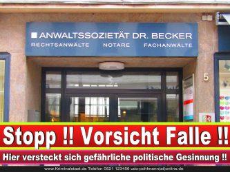 RECHTSANWALT DR THORSTEN FELDMANN CDU BIELEFELD Rechtsanwalt Und Notar A D Werner Kaup 4 LANDTAGSWAHL BUNDESTAGSWAHL BÜRGERMEISTERWAHL