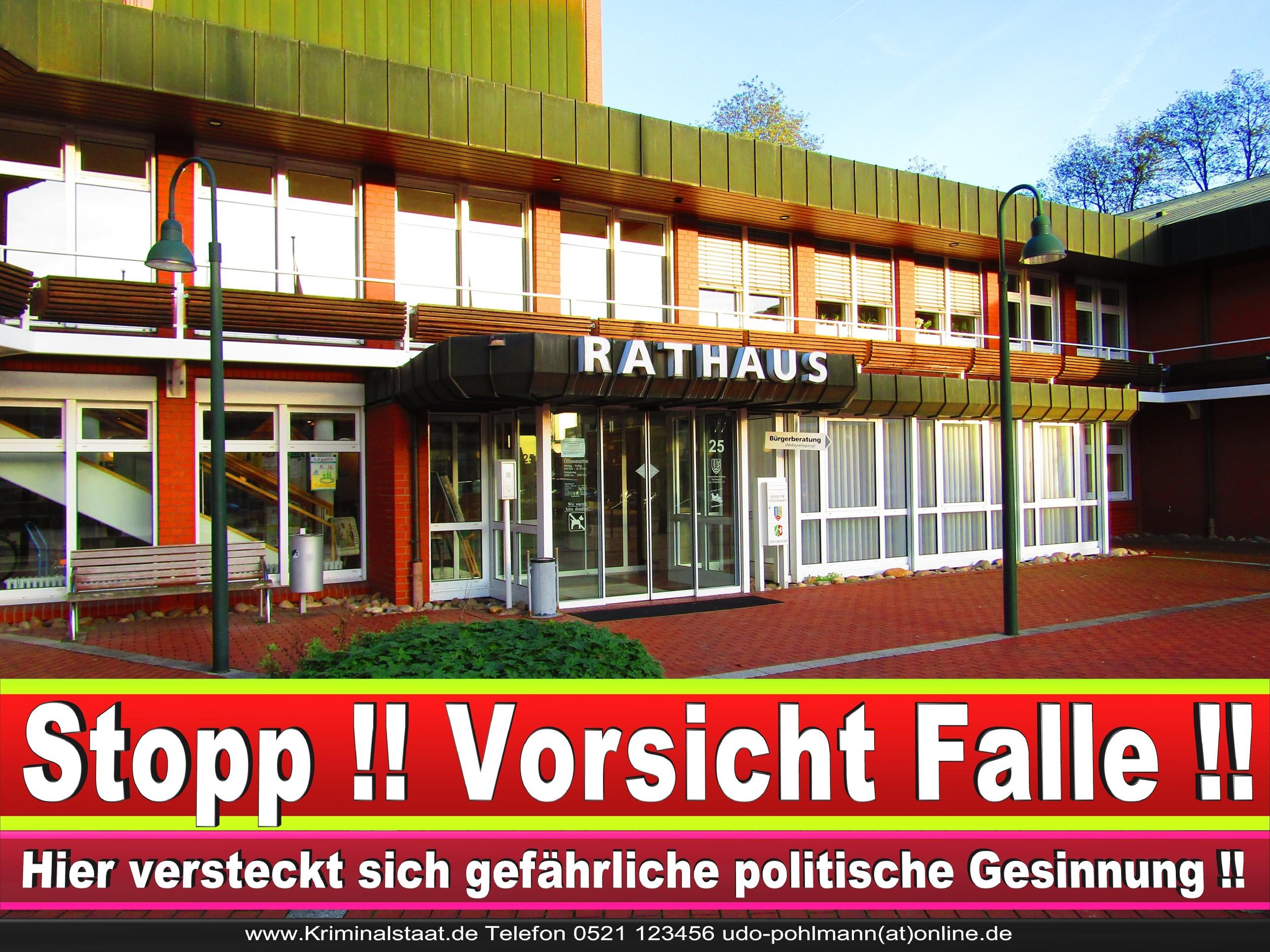 Rathaus Steinhagen CDU SPD FDP Ortsverband CDU Bürgerbüro CDU SPD Korruption Polizei Bürgermeister Karte Telefonbuch NRW OWL (19)