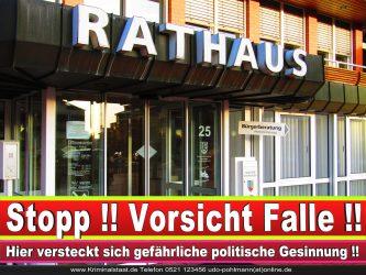 Rathaus Steinhagen CDU SPD FDP Ortsverband CDU Bürgerbüro CDU SPD Korruption Polizei Bürgermeister Karte Telefonbuch NRW OWL (22)