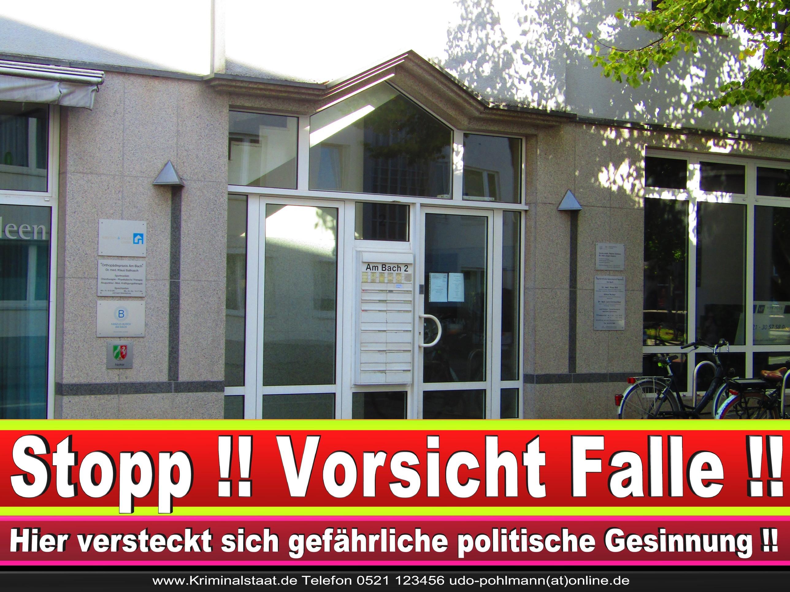Rechtsanwältin Amelie Busch Am Bach 2 Bielefeld CDU 1