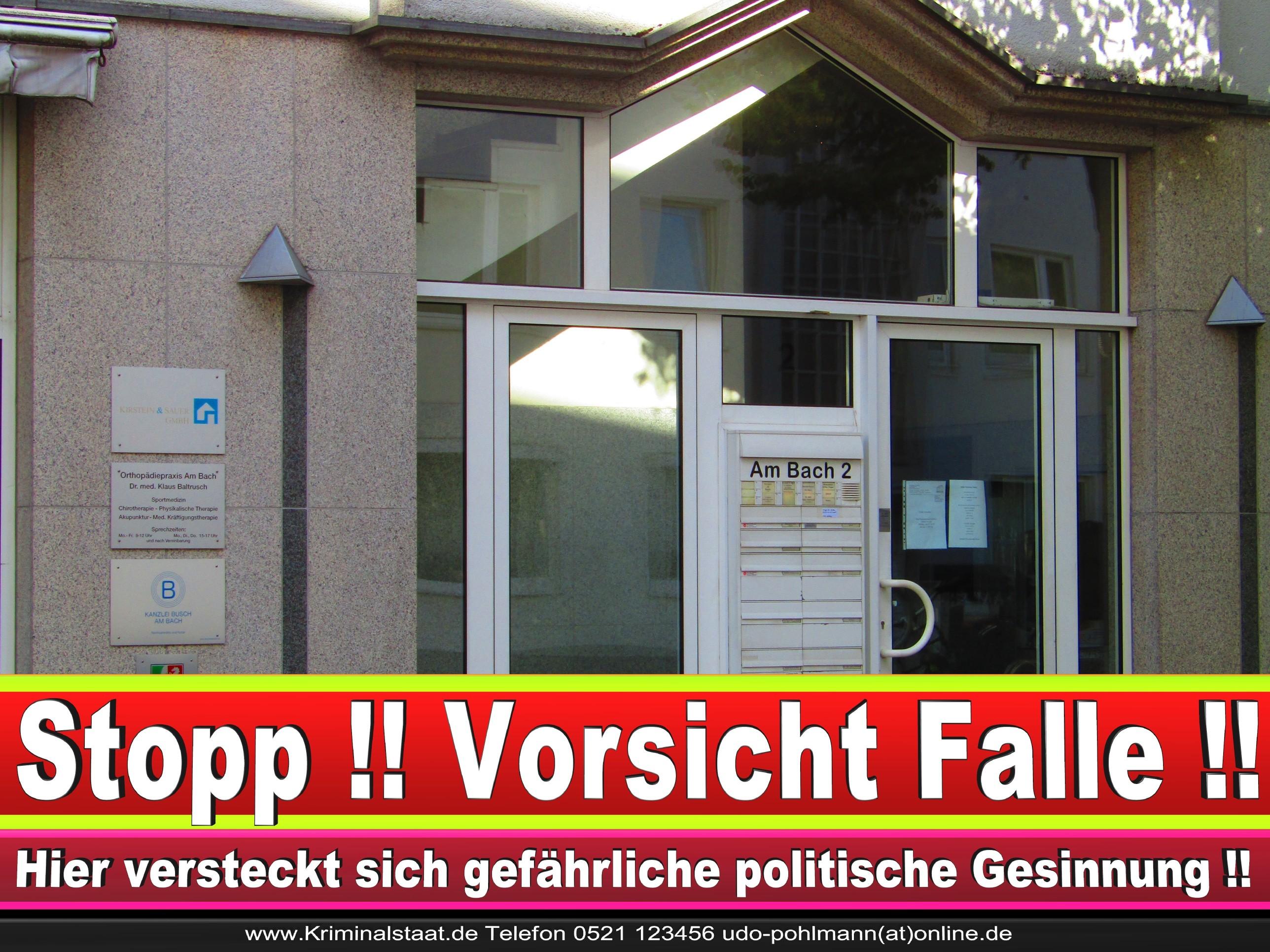 Rechtsanwältin Amelie Busch Am Bach 2 Bielefeld CDU 10