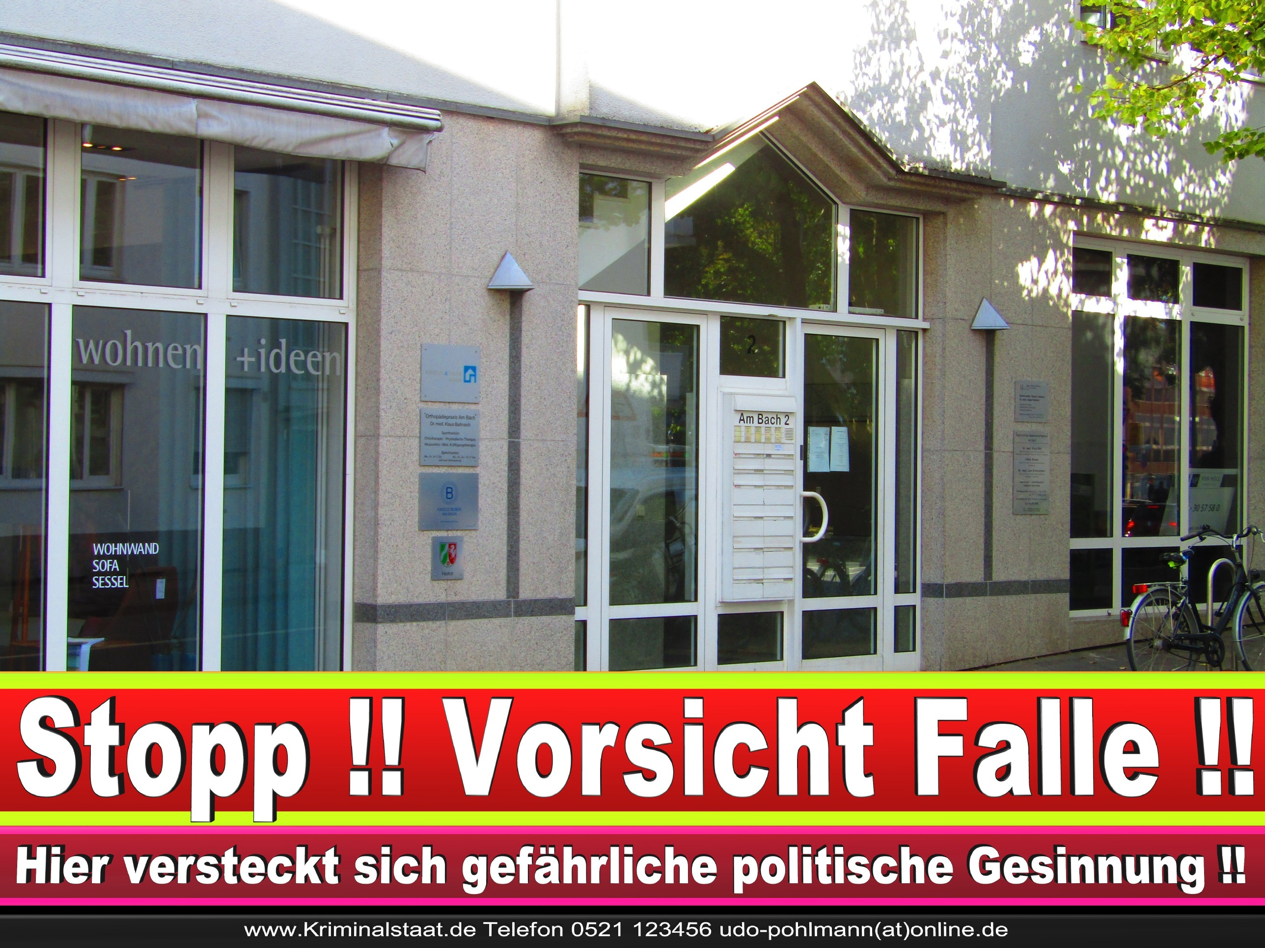 Rechtsanwältin Amelie Busch Am Bach 2 Bielefeld CDU 11