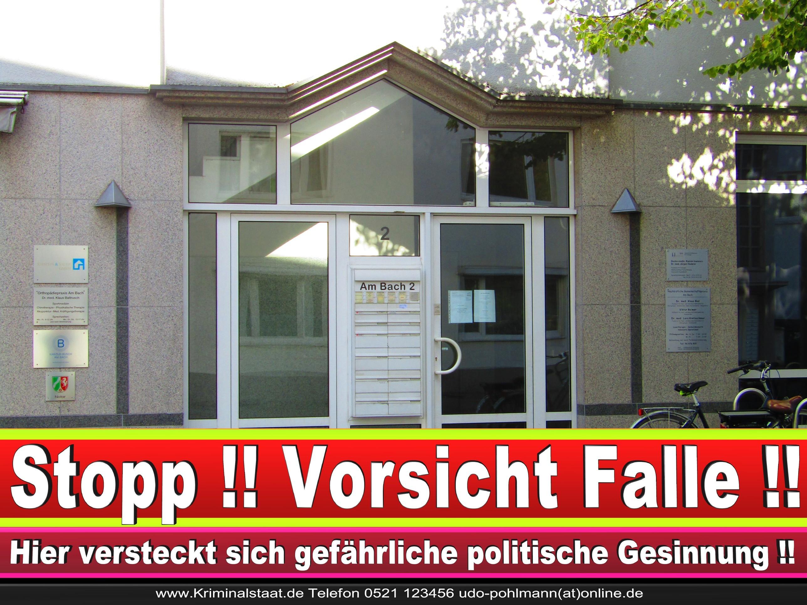 Rechtsanwältin Amelie Busch Am Bach 2 Bielefeld CDU 2