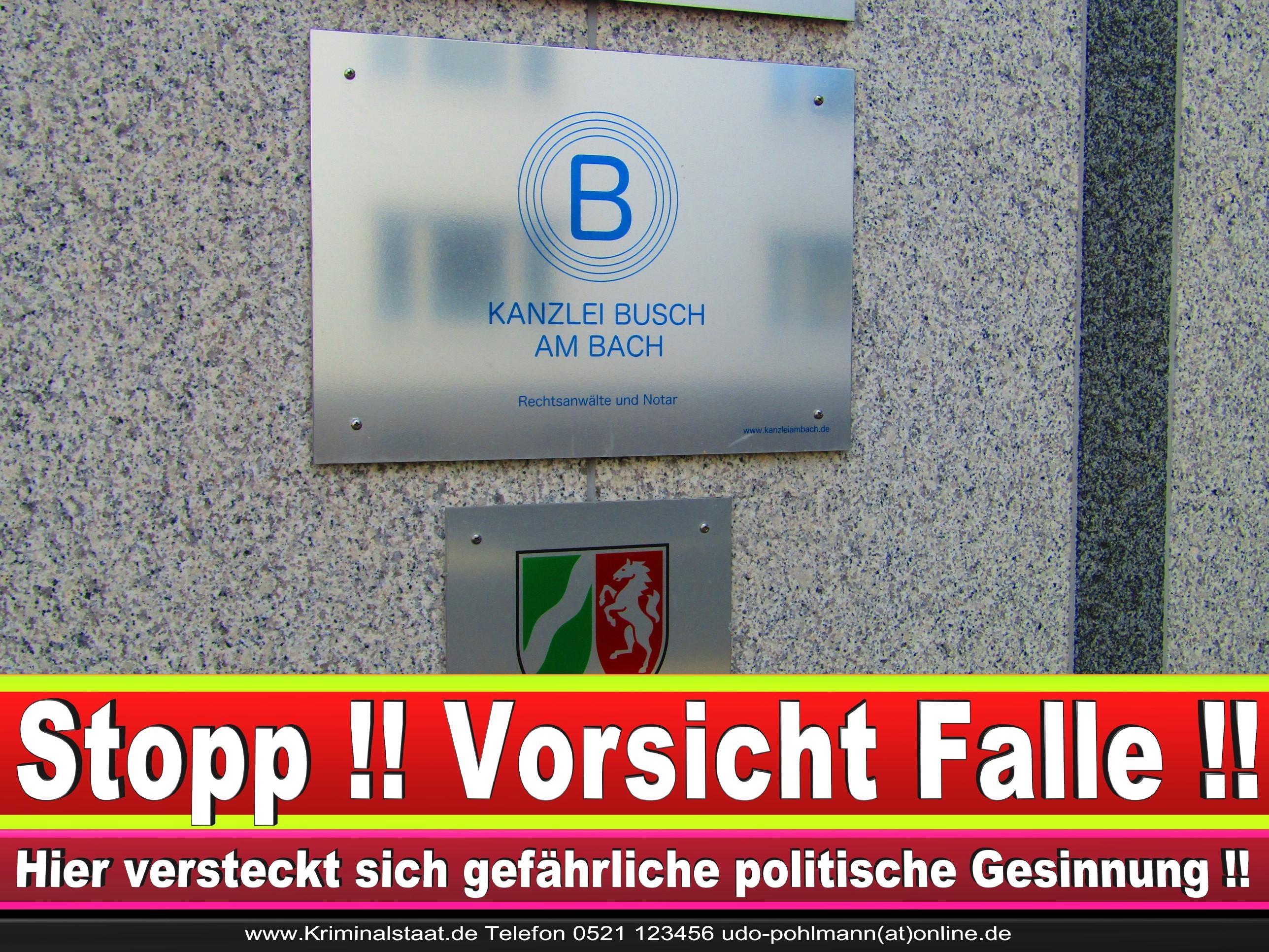 Rechtsanwältin Amelie Busch Am Bach 2 Bielefeld CDU 5
