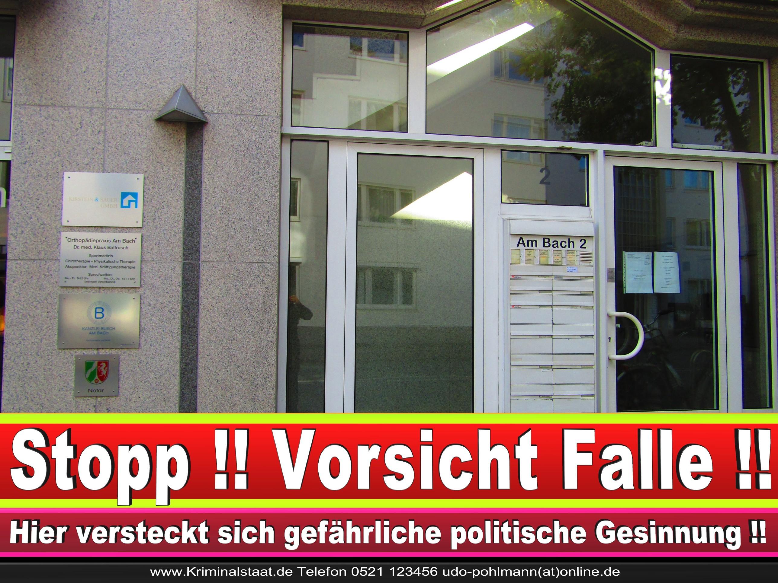 Rechtsanwältin Amelie Busch Am Bach 2 Bielefeld CDU 9